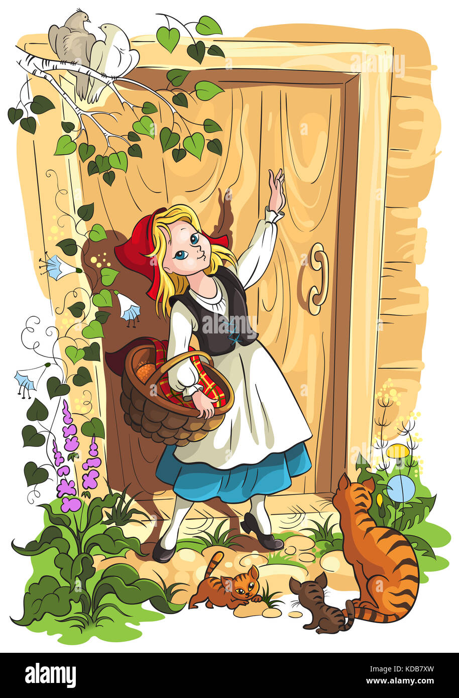 little red riding hood Essay Examples