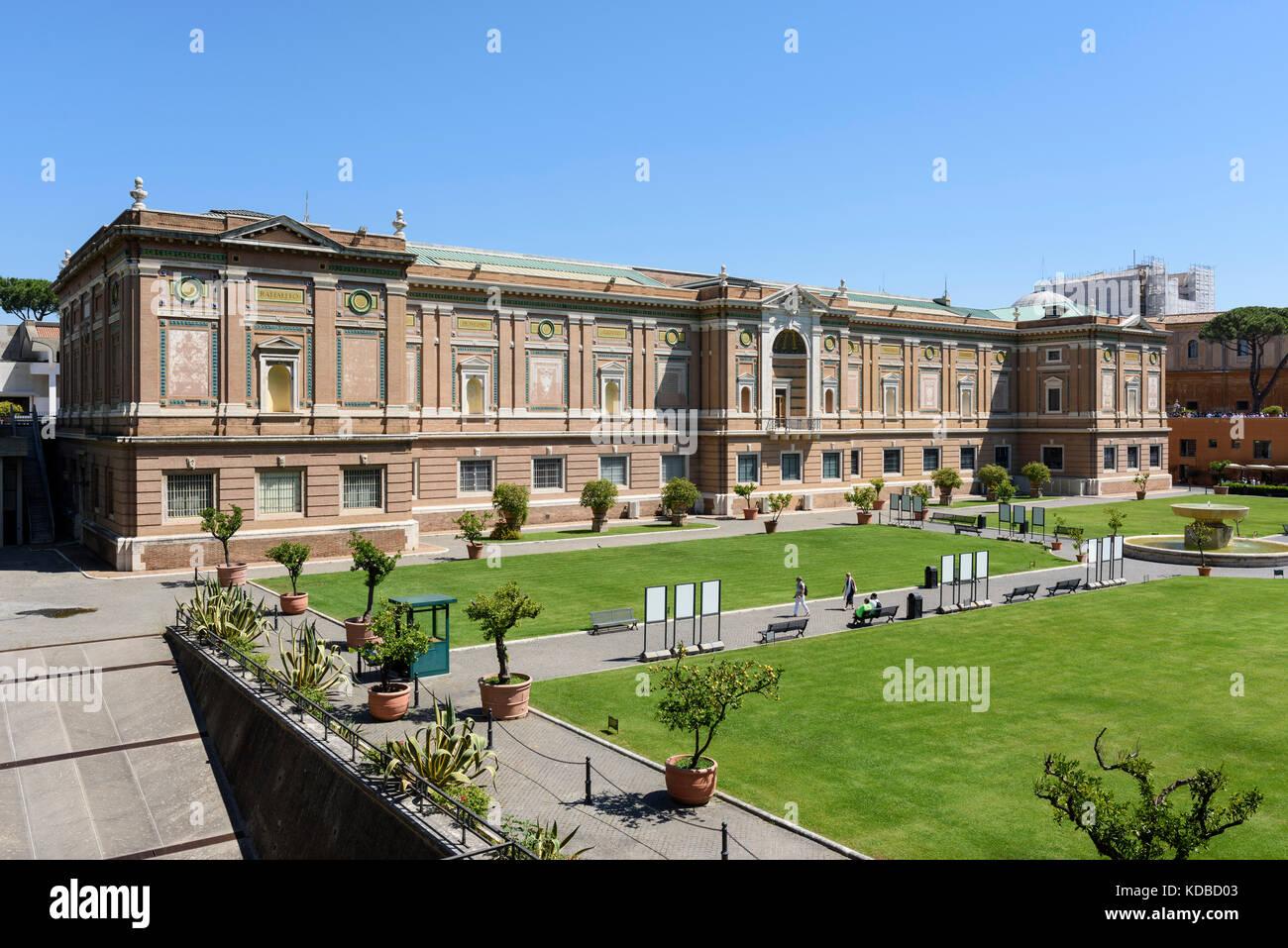 Vatican Pinacoteca Stock Photos Vatican Pinacoteca Stock