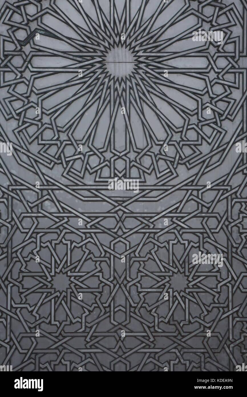 Außergewöhnlich Muster Wand Foto Von Marokko An Türe Und - Morocco Pattern