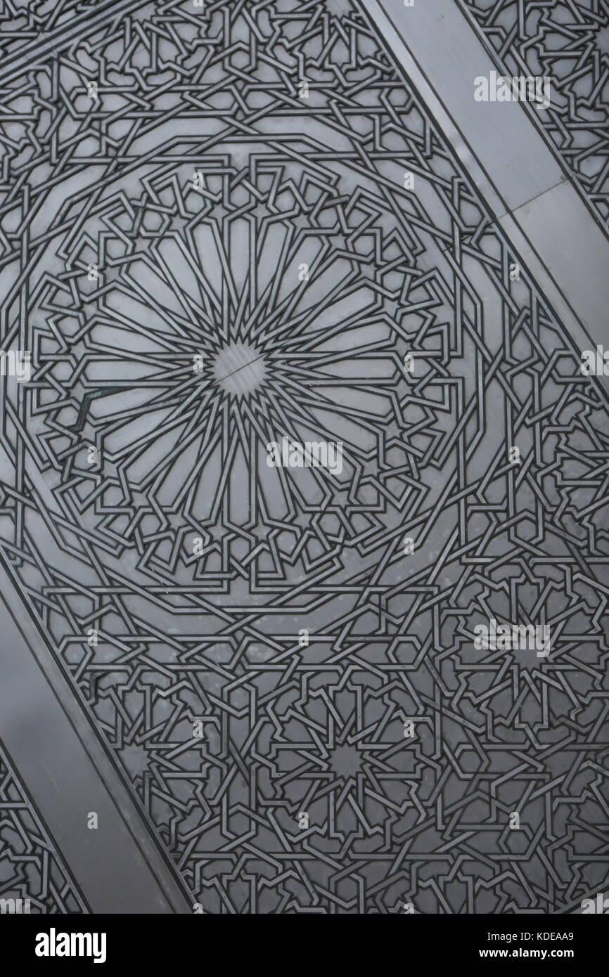 Innenarchitektur Muster Wand Sammlung Von Marokko An Türe Und - Morocco Pattern