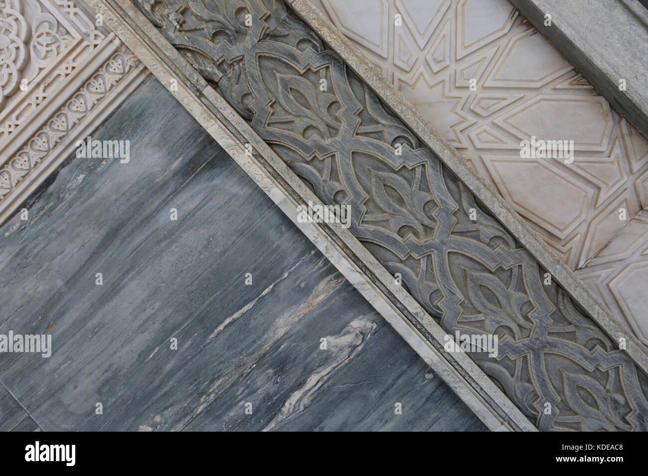 Verführerisch Muster Wand Dekoration Von Marokko An Türe Und - Morocco Pattern