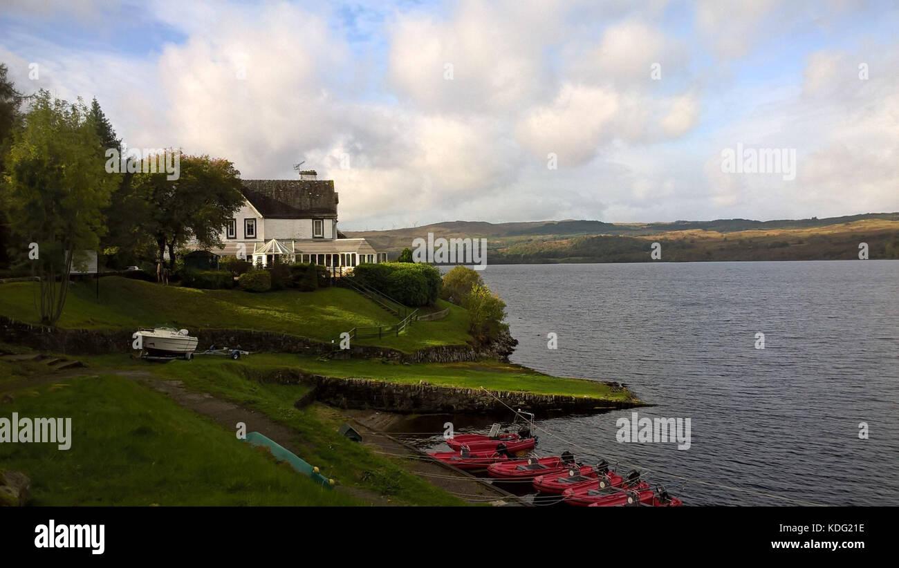 Loch Awe Hotel Restaurant