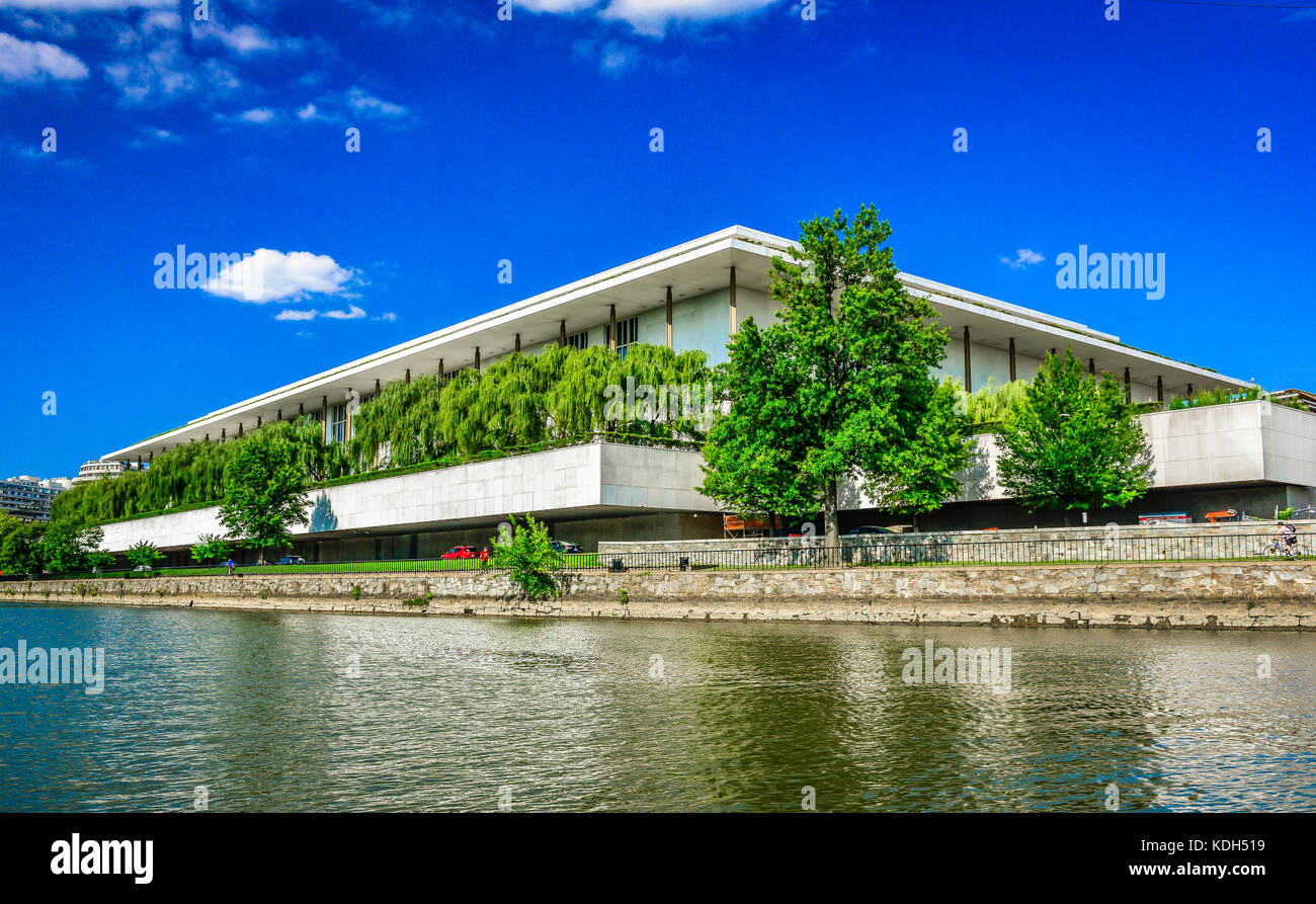 The john f kennedy center for the performing arts stock for 22 river terrace building link
