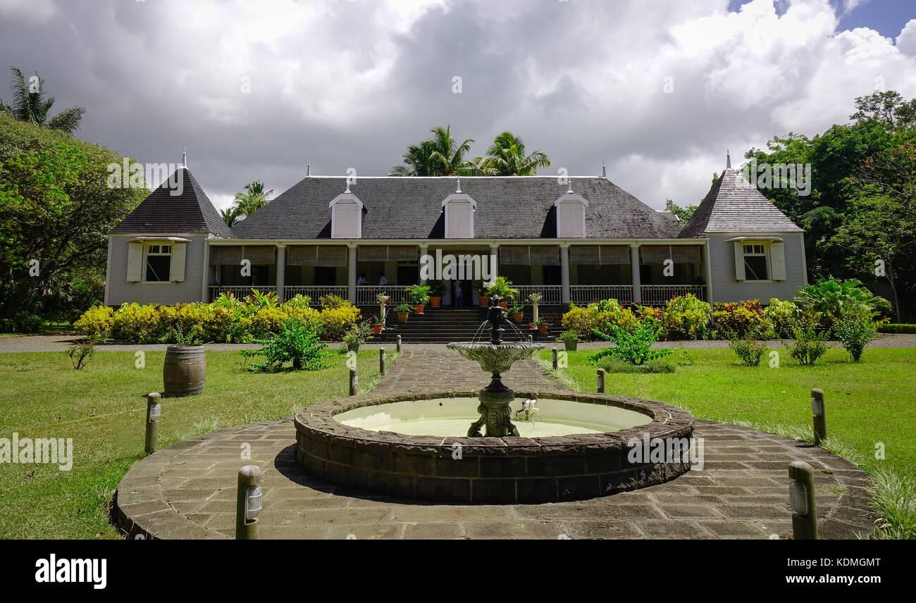 Mauritius island eureka stock photos mauritius island for Eureka house