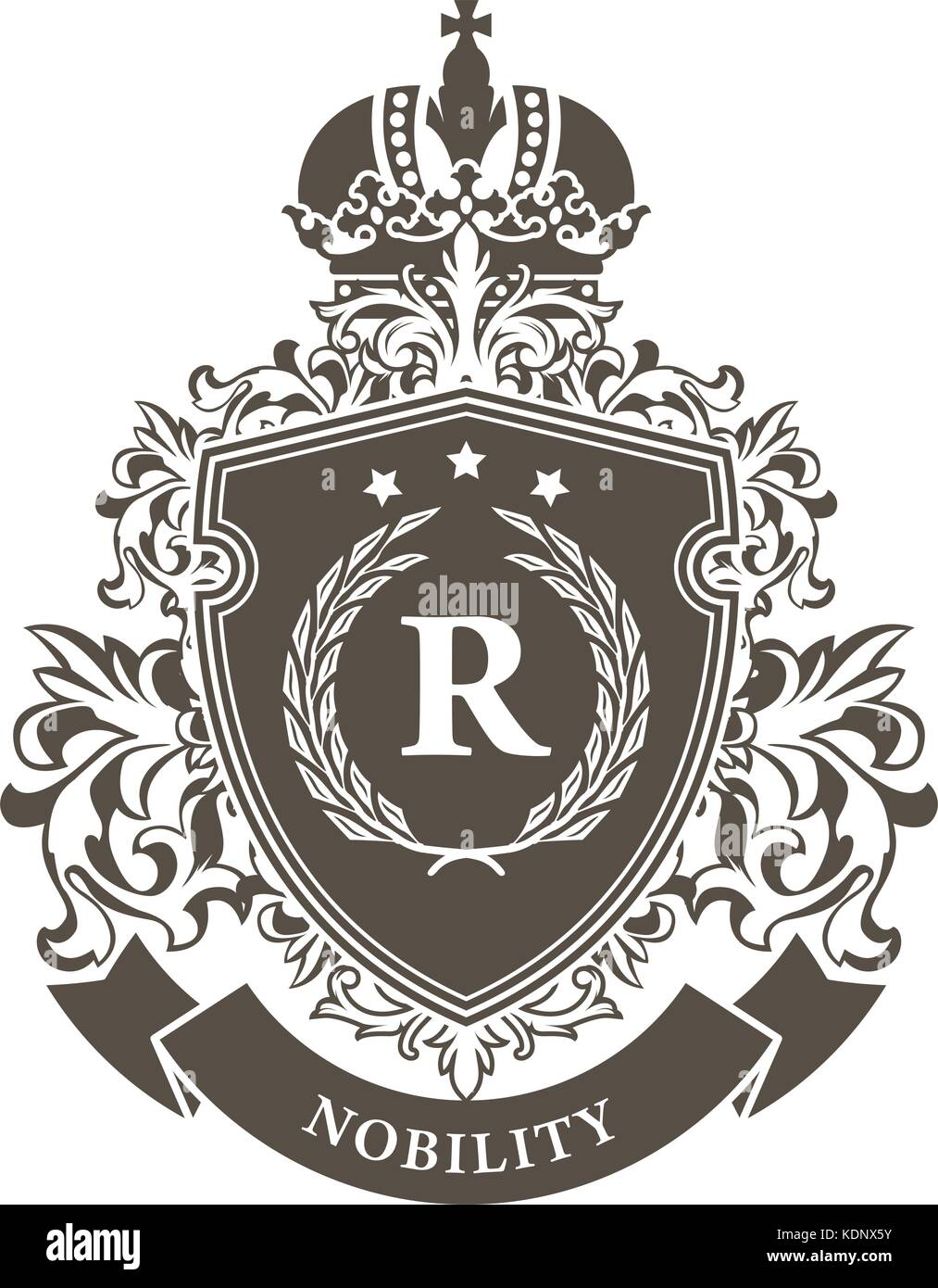 Royal Gate Dodge >> Royal Emblem Stock Photos & Royal Emblem Stock Images - Alamy