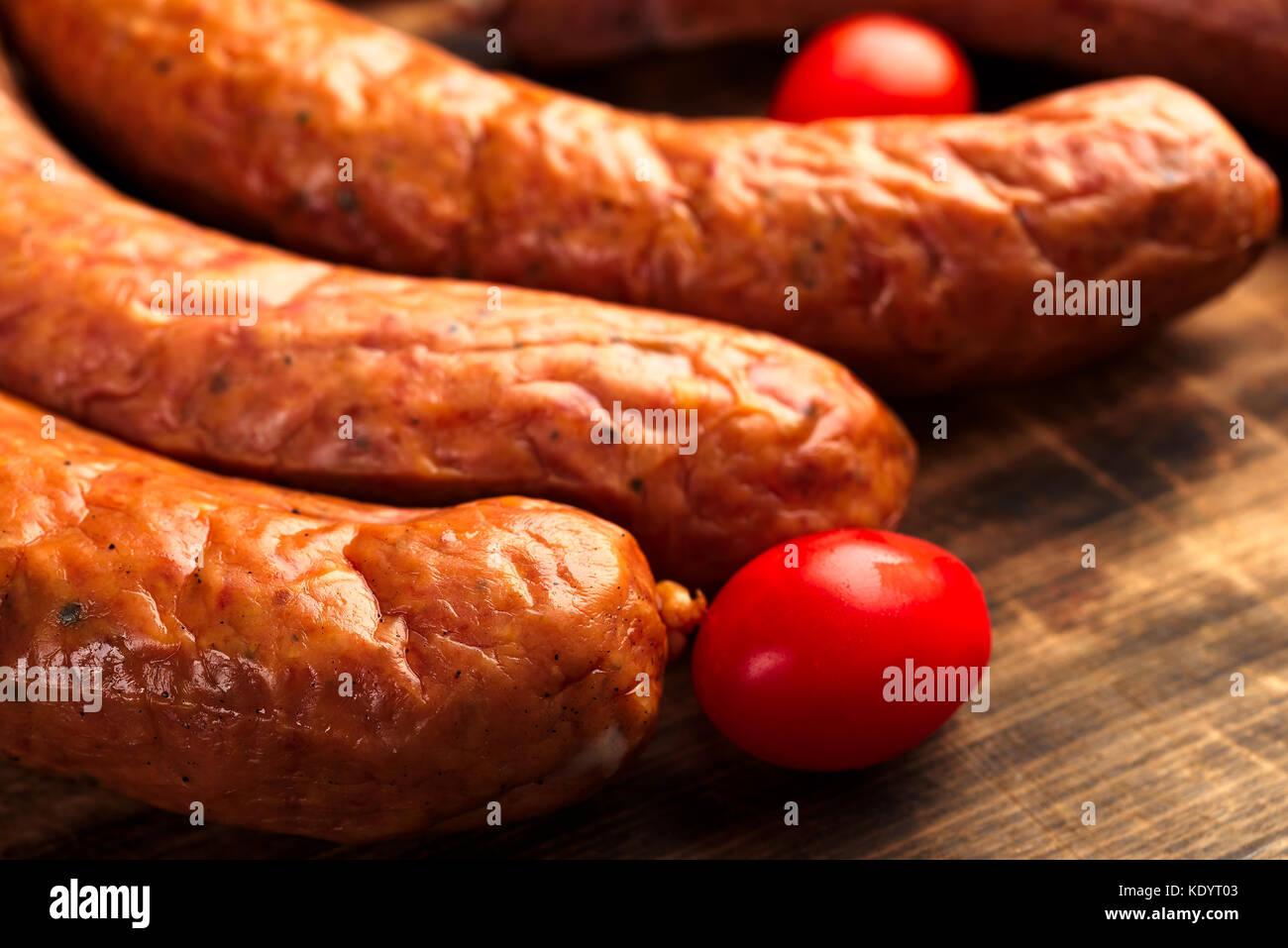 how to cook swedish sausage