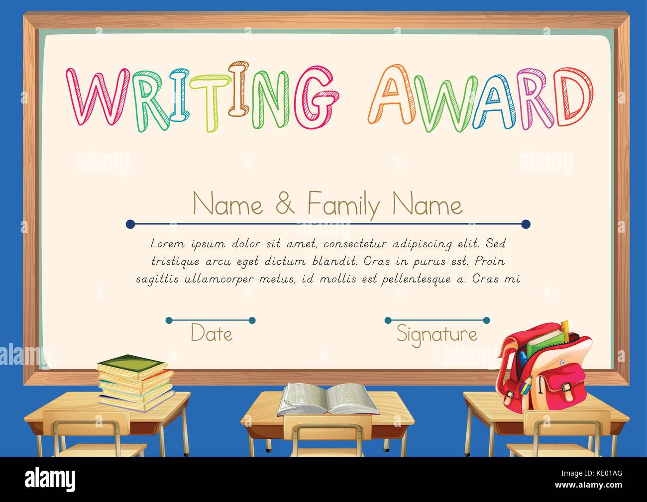Lancaster Writing Award