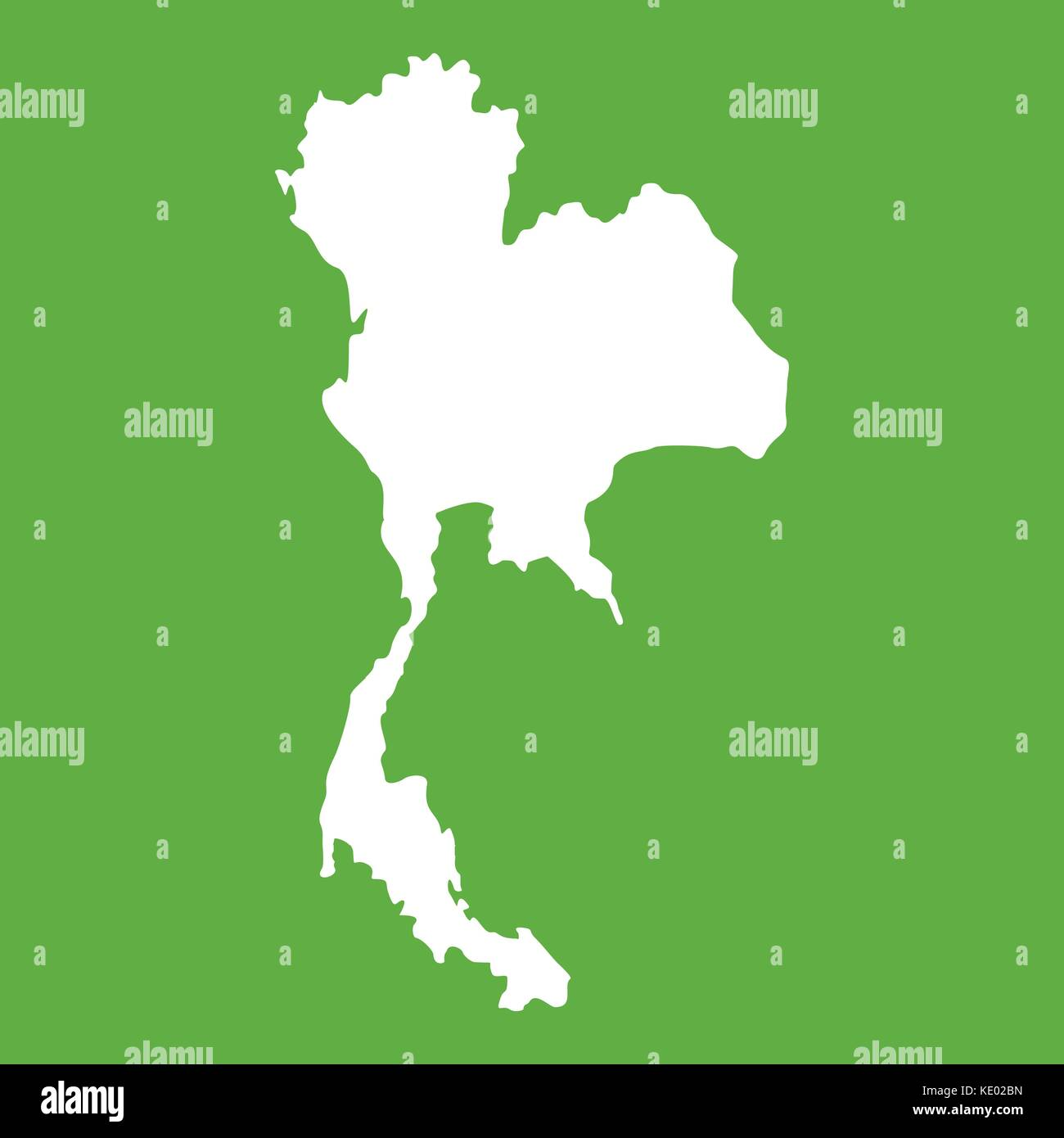 Marvelous map thailand vector photographs
