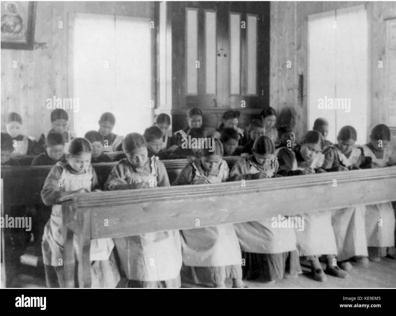 American indian boarding school photos