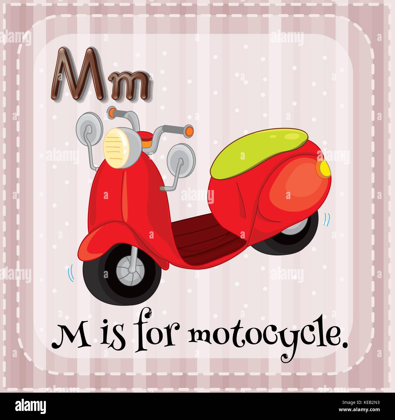 Motorcycle dating letter