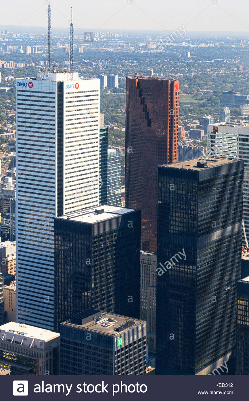 List of Investment Banks in Toronto, Canada