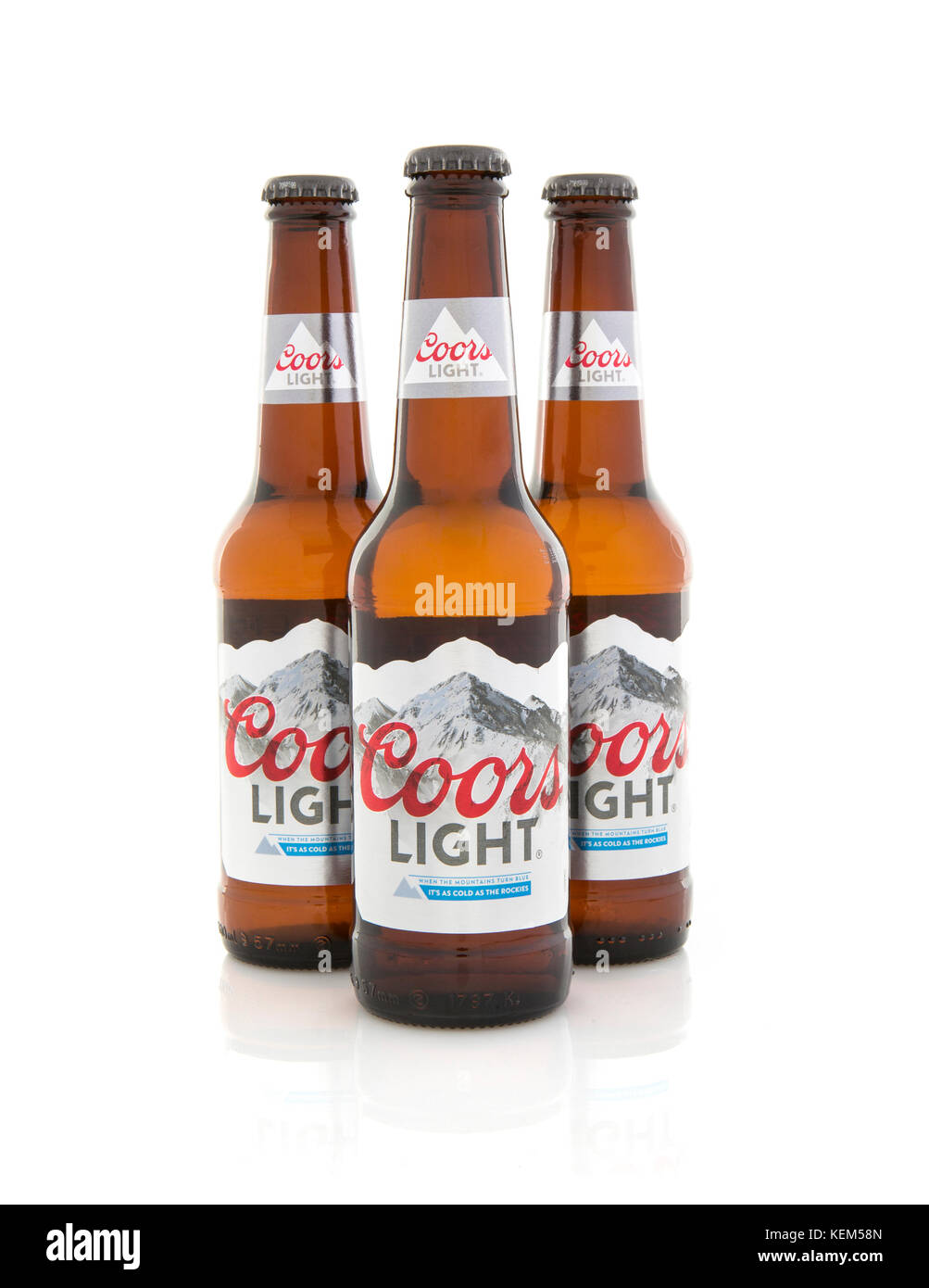 Coors Beer Stock Photos & Coors Beer Stock Images - Alamy