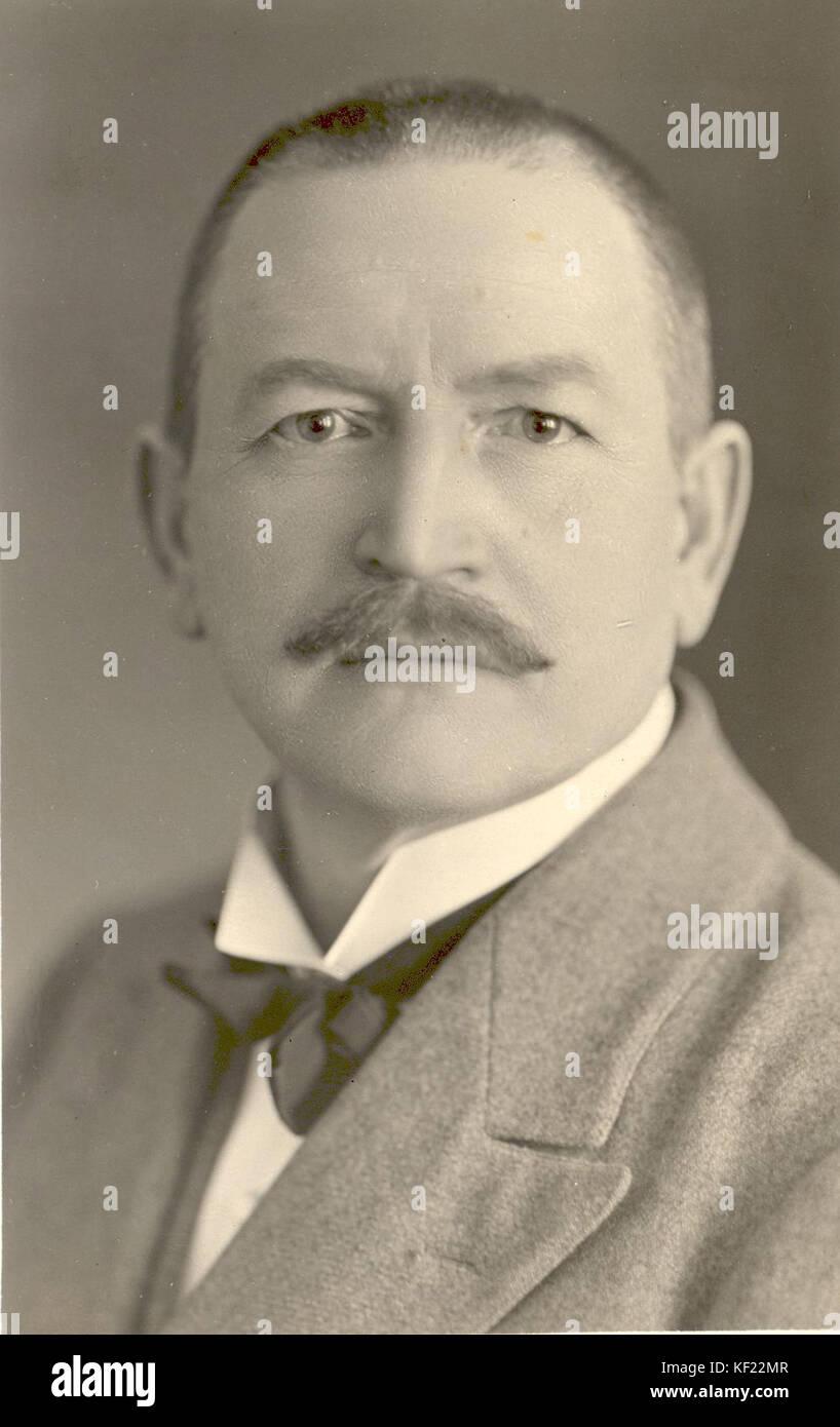 Ernst Enno - Stock Image