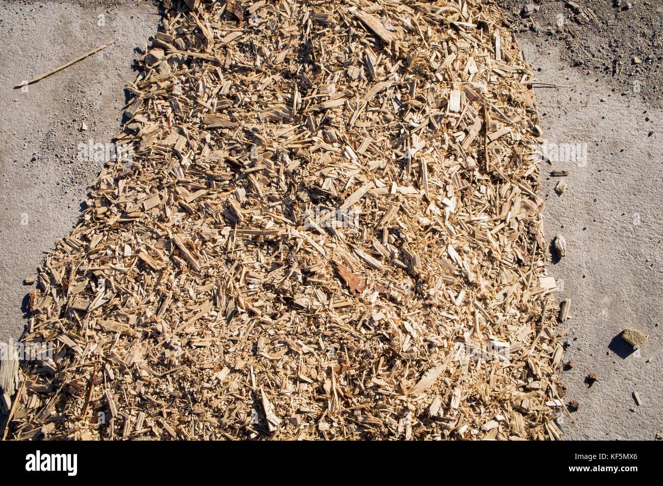 Biomass Wood Chips ~ Biomass heating stock photos