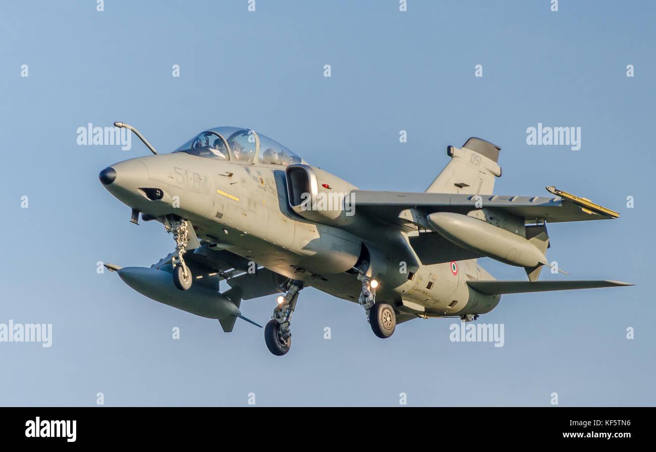 the-amx-international-amx-is-a-ground-attack-aircraft-for-battlefield-KF5TN6.jpg