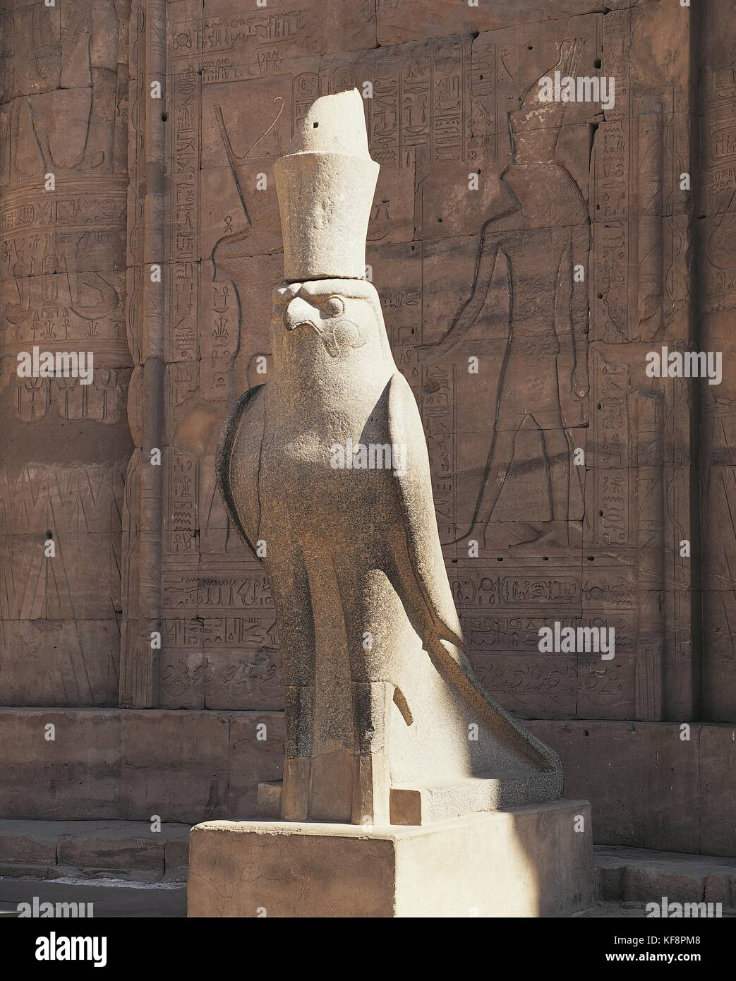 a look at ptolemaic egypt and the falcon of horus