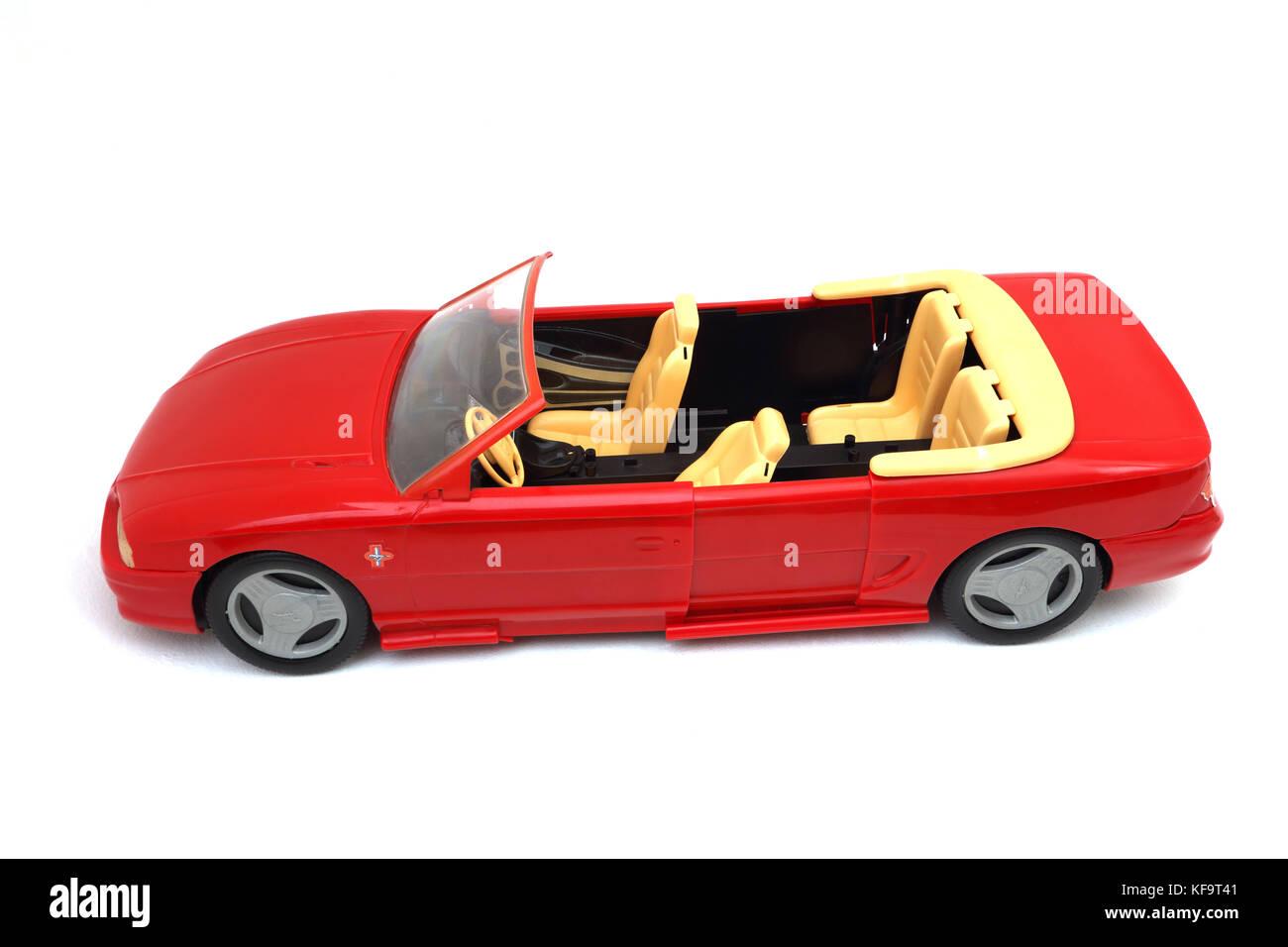 Barbie Car Stock Photos Amp Barbie Car Stock Images Alamy