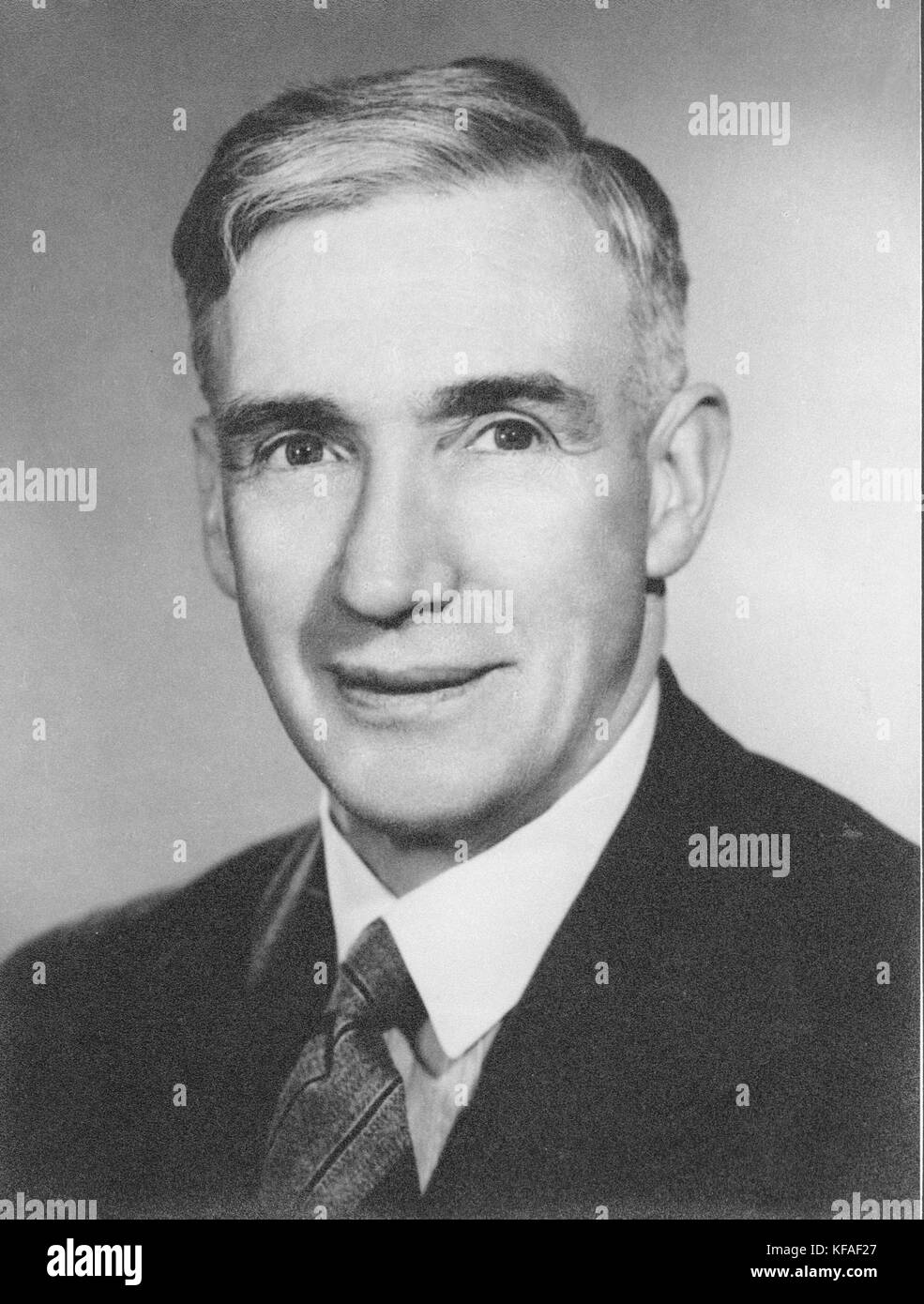 (25) 1942 Hon William Slater   First Australian Ambassador to Moscow (courtesy David Widdowson) - Stock Image