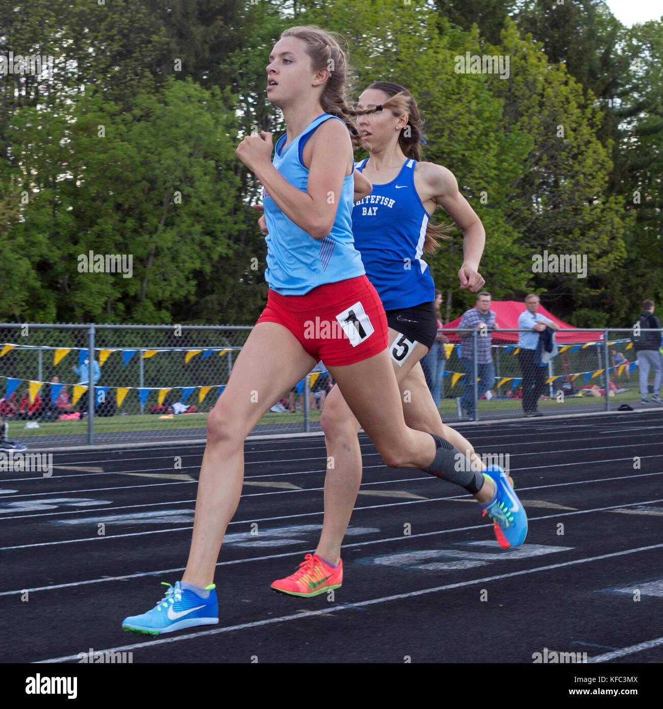 akron high school track meet