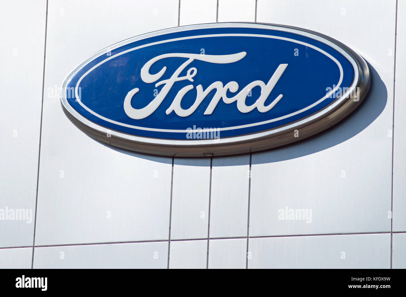 Ford motor company stock photos ford motor company stock for Ford motor company dealerships