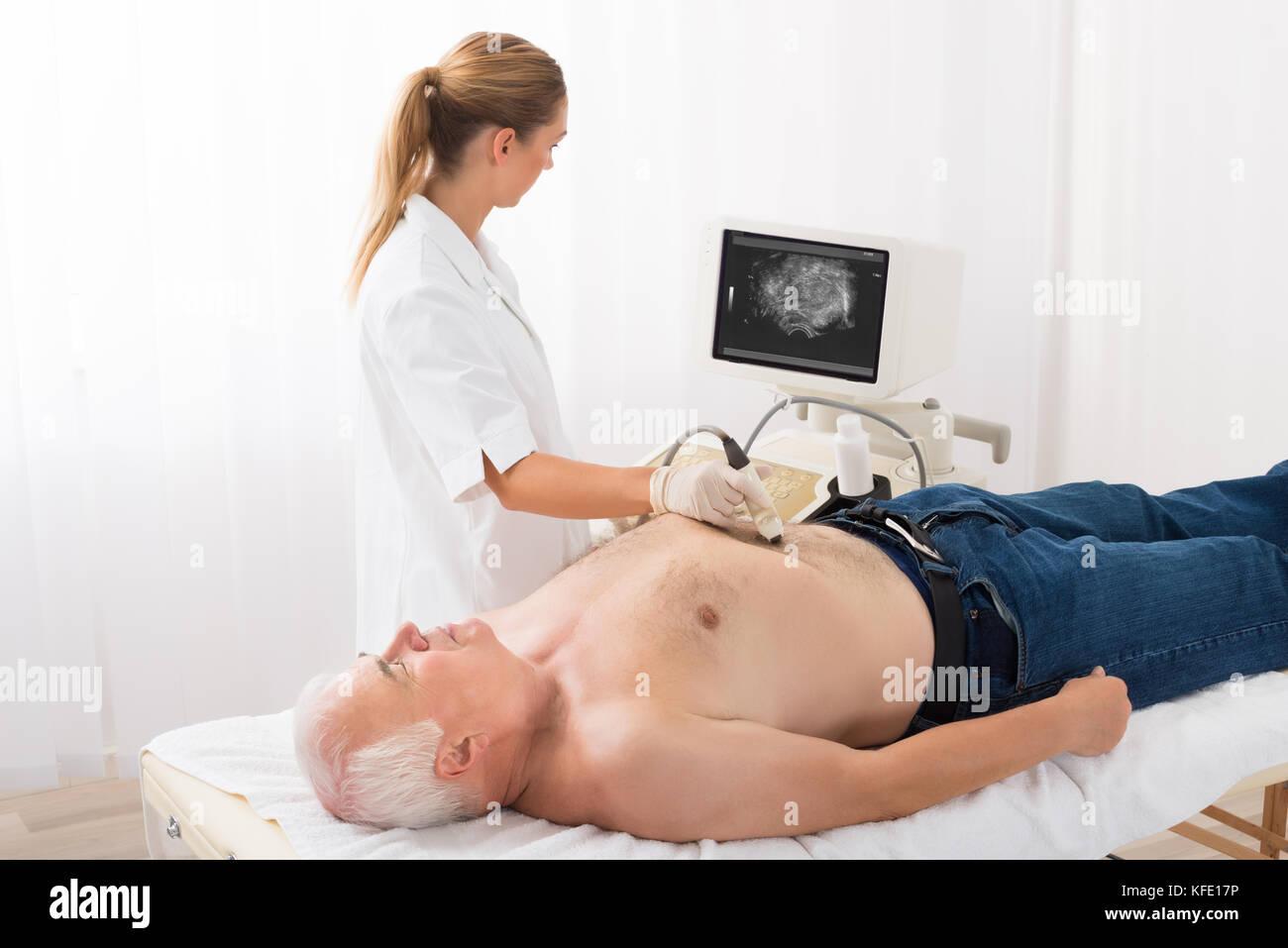 УЗИ брюшной полости как делают, что даёт и выявляет? 12