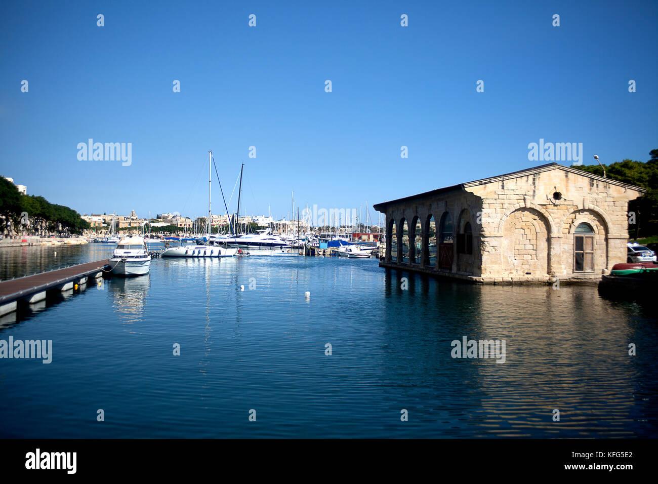 Yacht marina - Stock Image