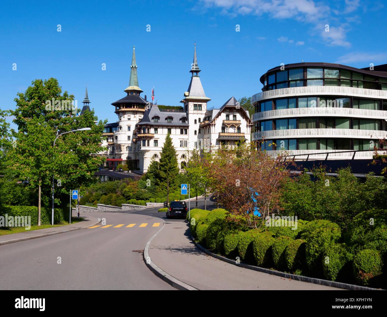 The Dolder Grand Hotel Switzerland