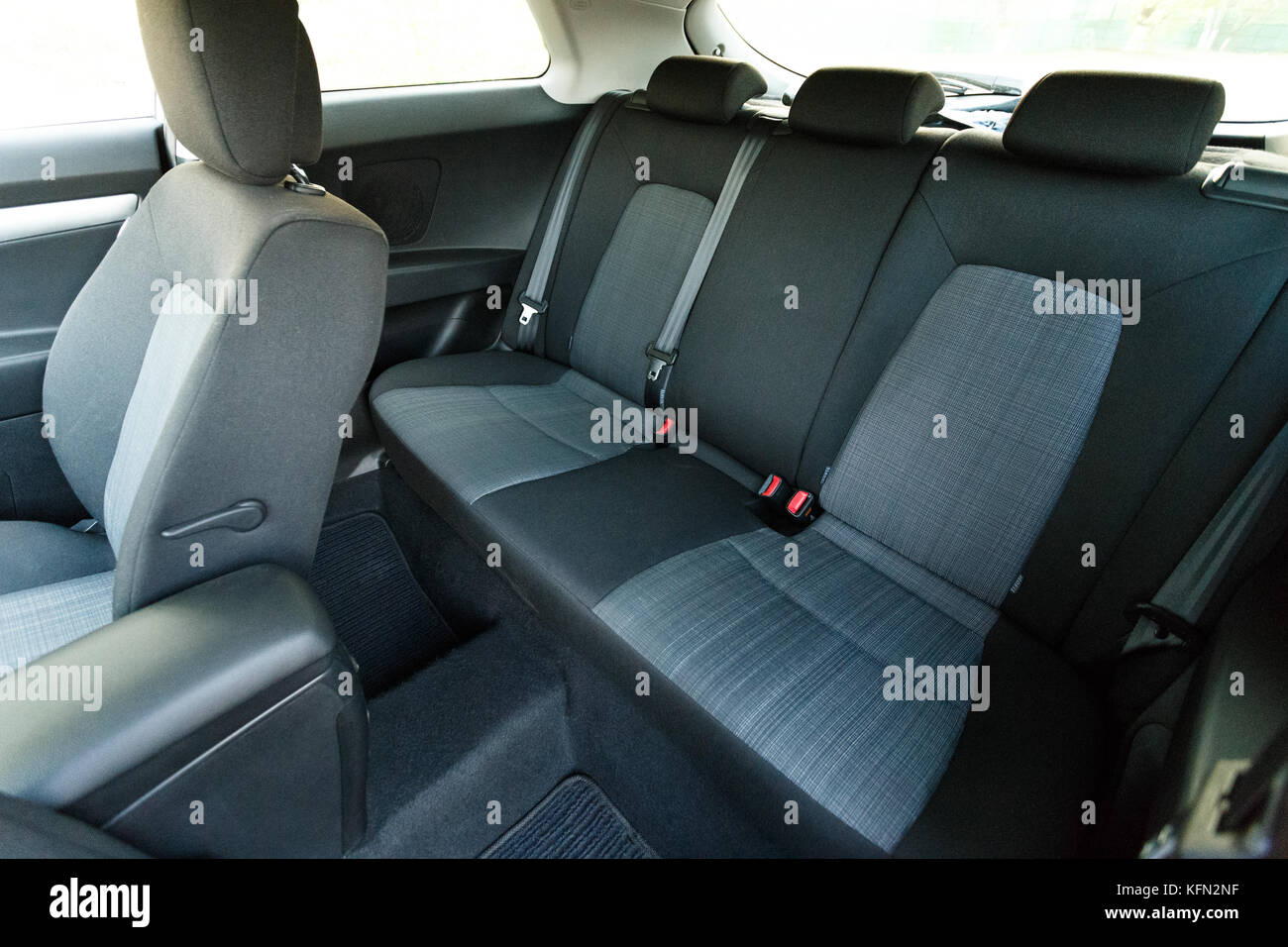 car back seats stock photos car back seats stock images alamy. Black Bedroom Furniture Sets. Home Design Ideas