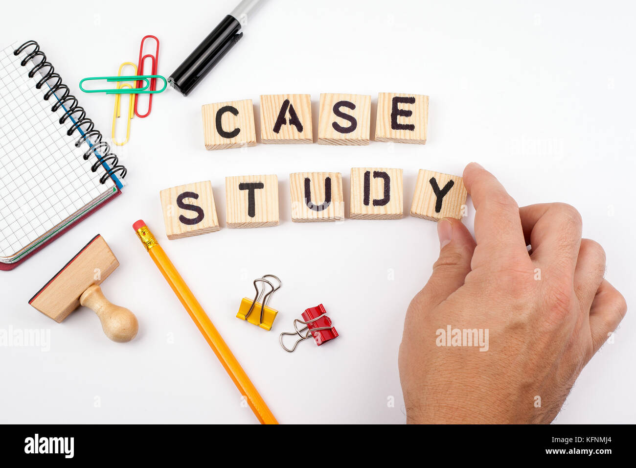 how to write a background for a case study