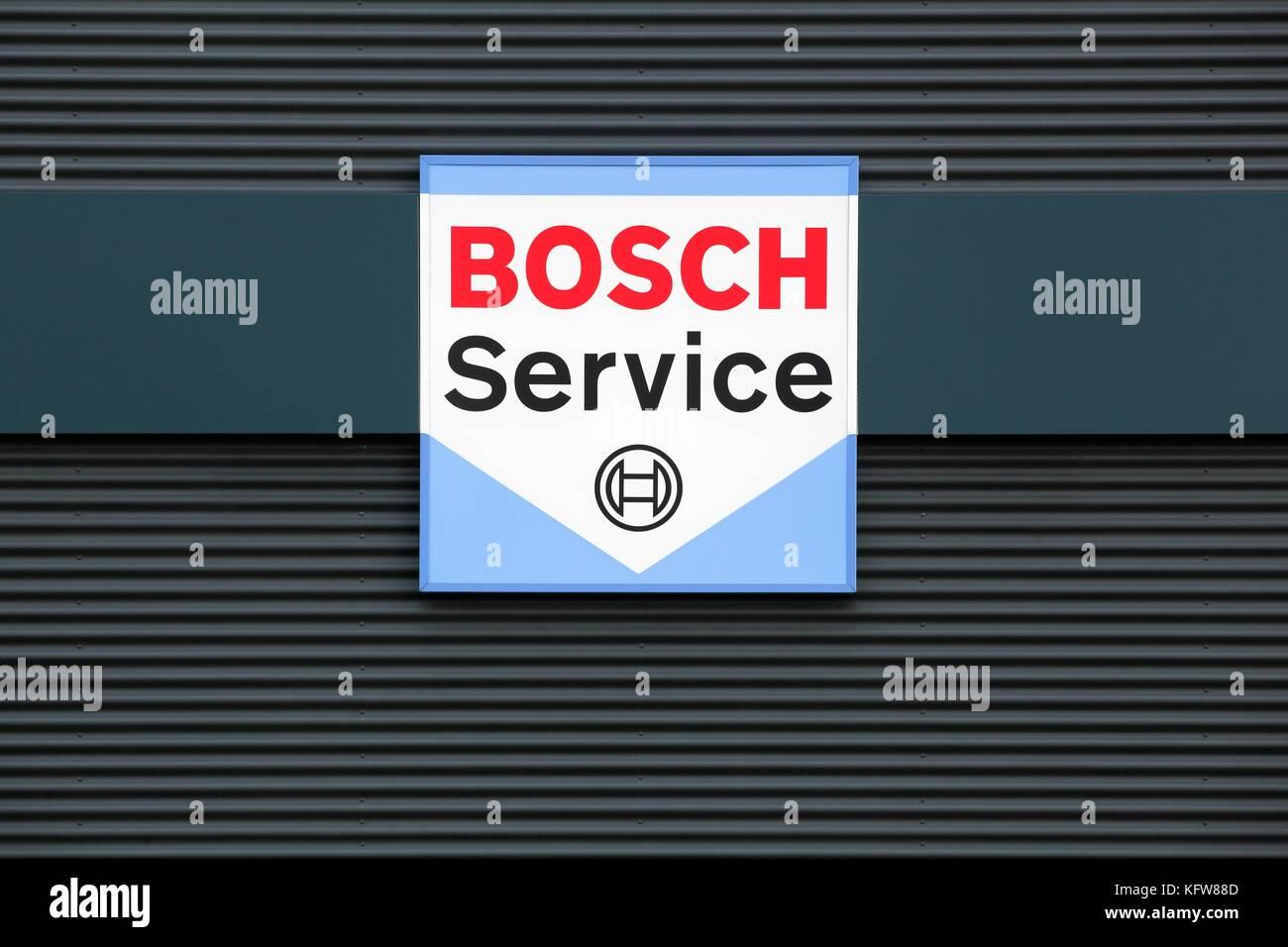 bosch logo stock photos amp bosch logo stock images alamy