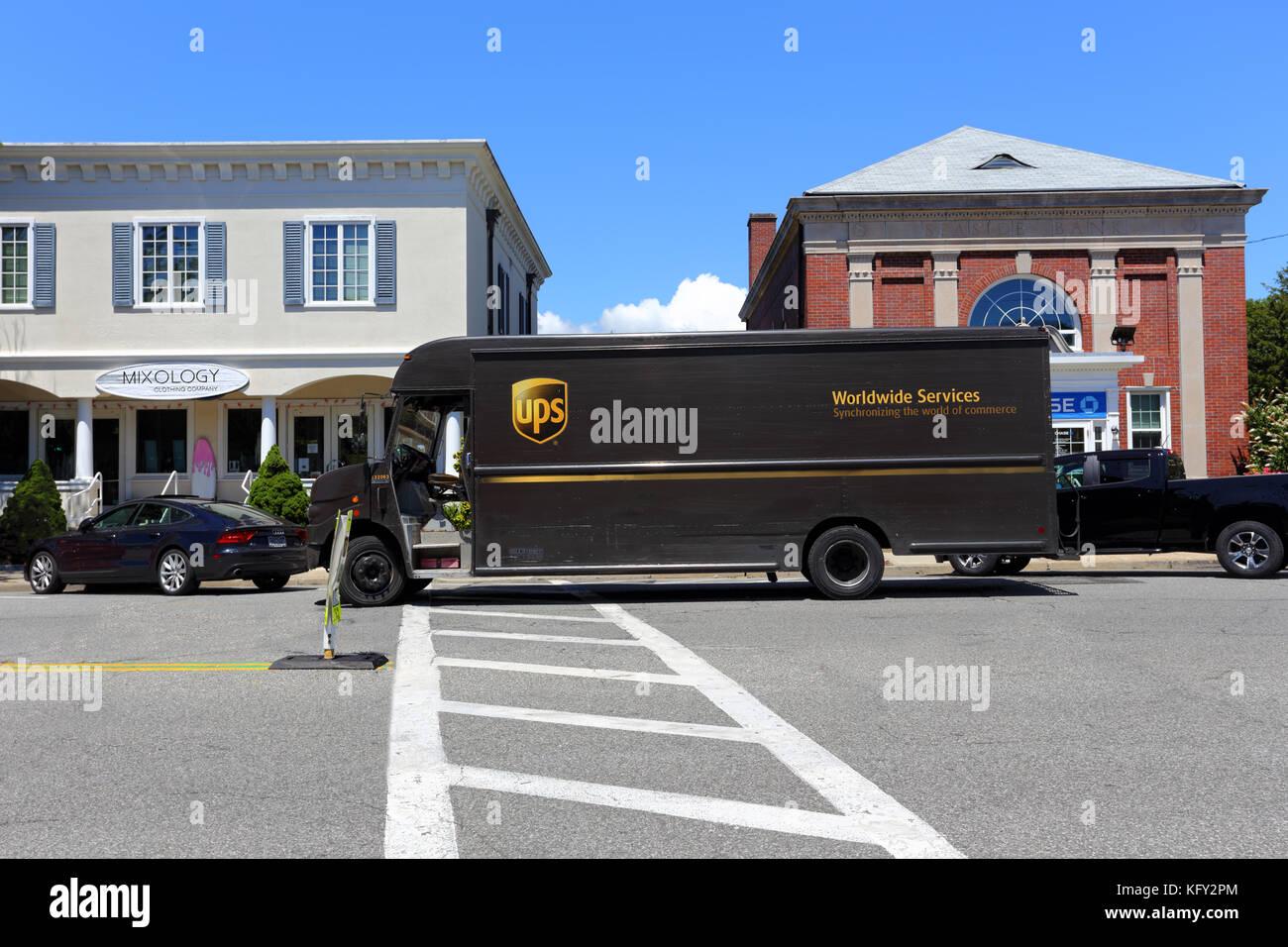 Van Service Long Island To Manhattan
