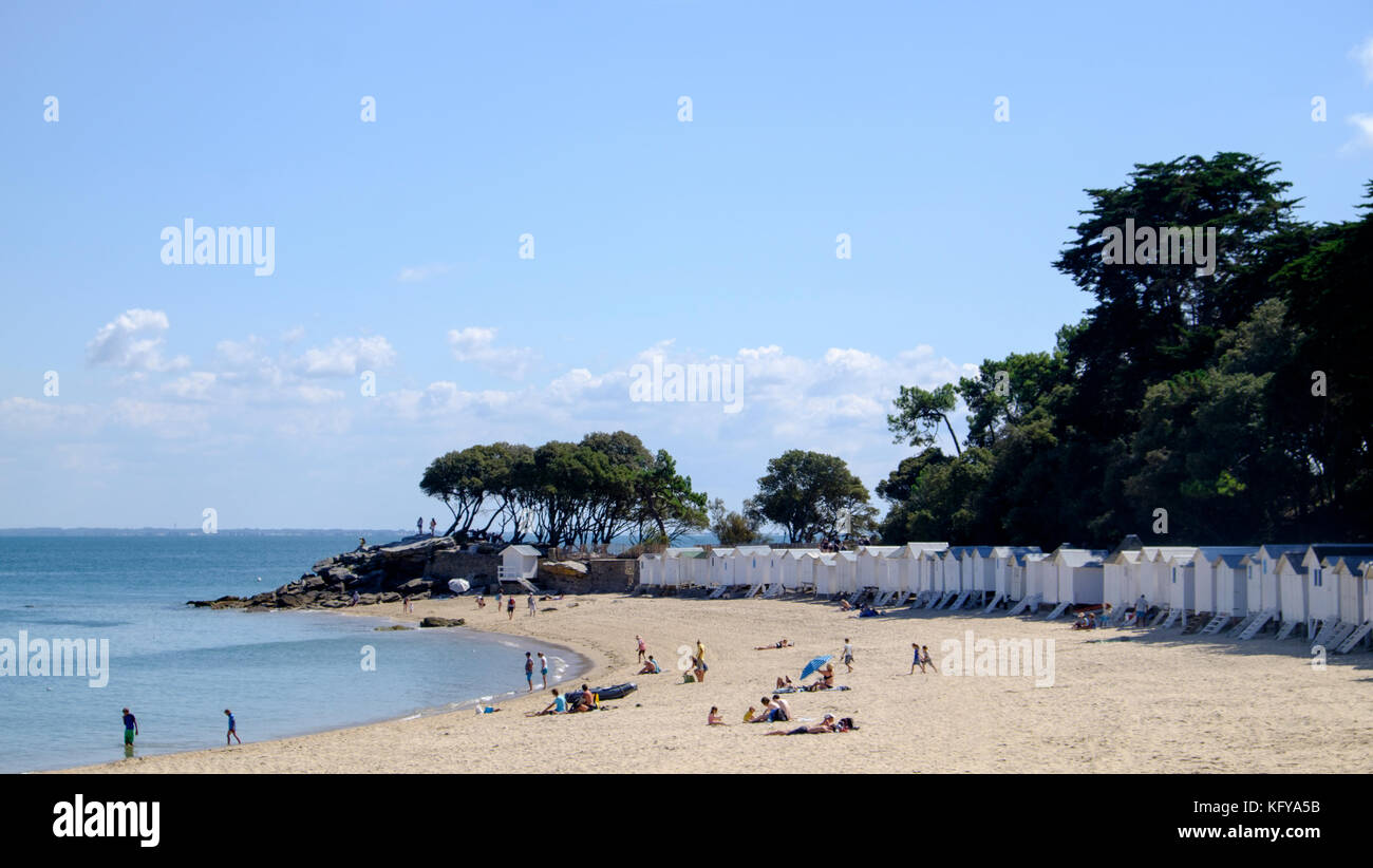 noirmoutier and beach stock photos noirmoutier and beach. Black Bedroom Furniture Sets. Home Design Ideas