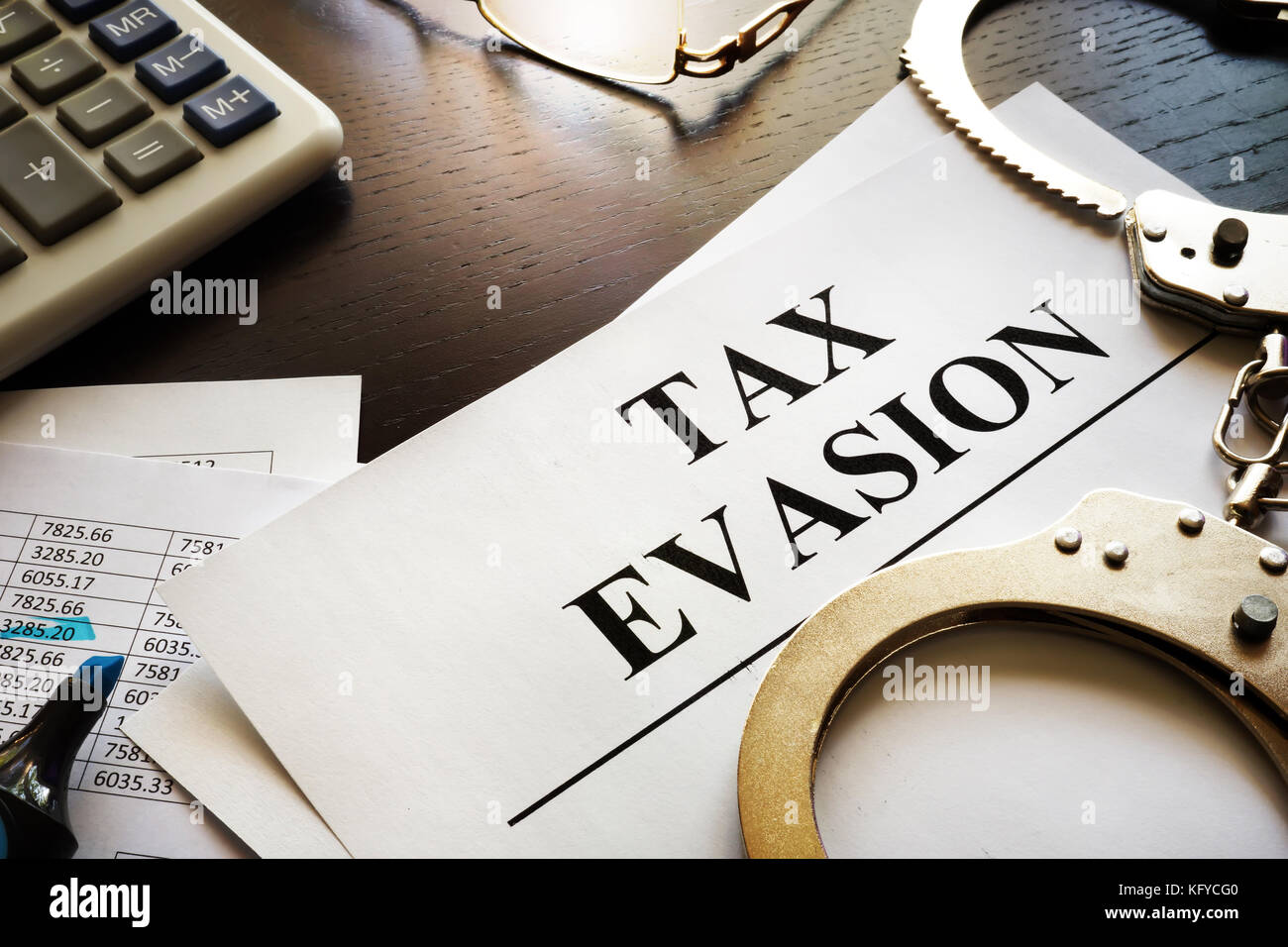Report Property Tax Evasion
