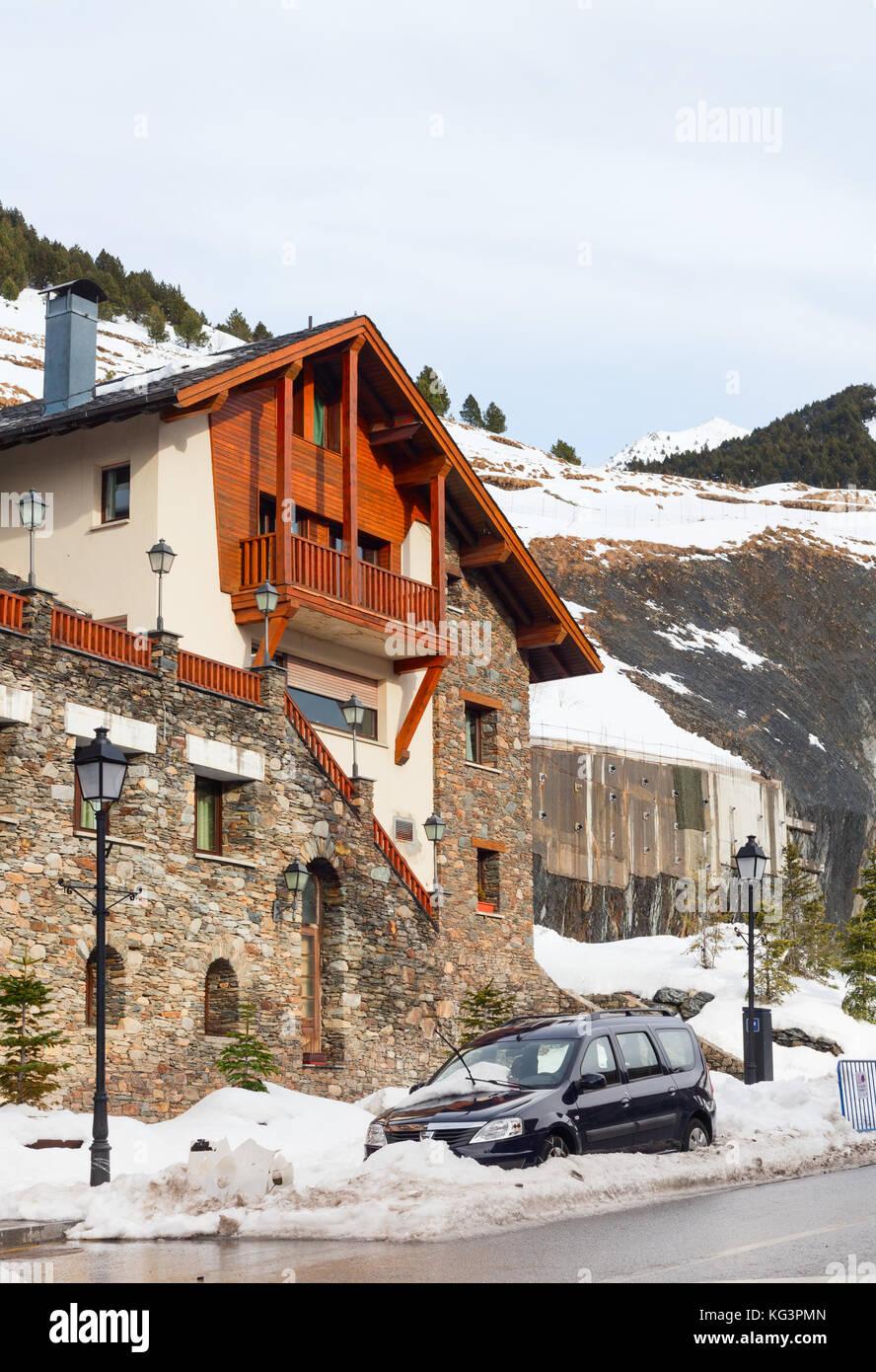 All-Mountain in Switzerland