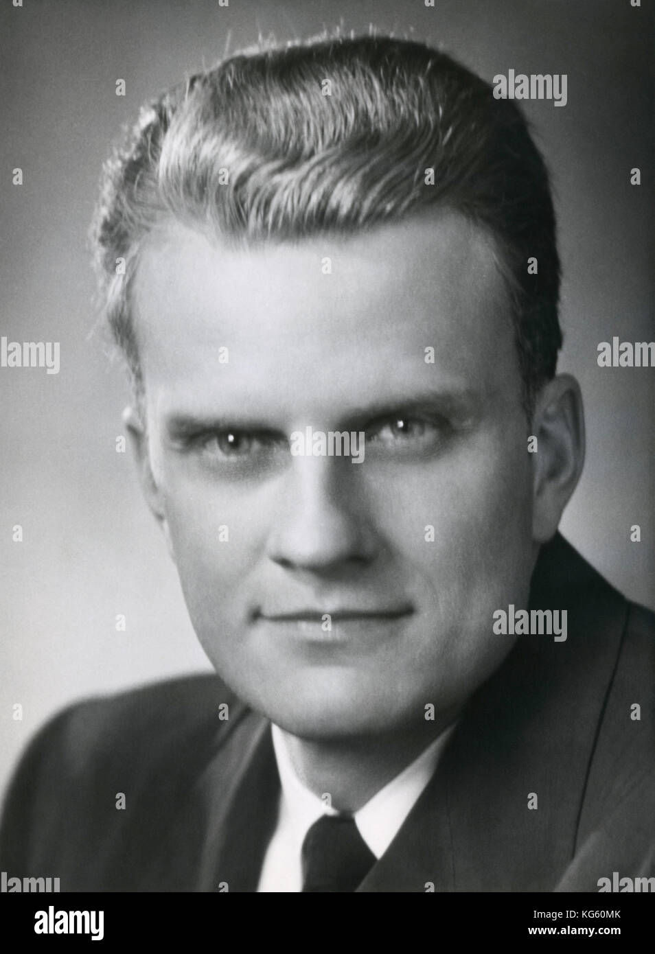 """billy graham the american evangelist American evangelist the reverend billy graham, who set crowd records on his """"southern cross crusade to australia"""", has died at his home in north carolina at the age of 99."""