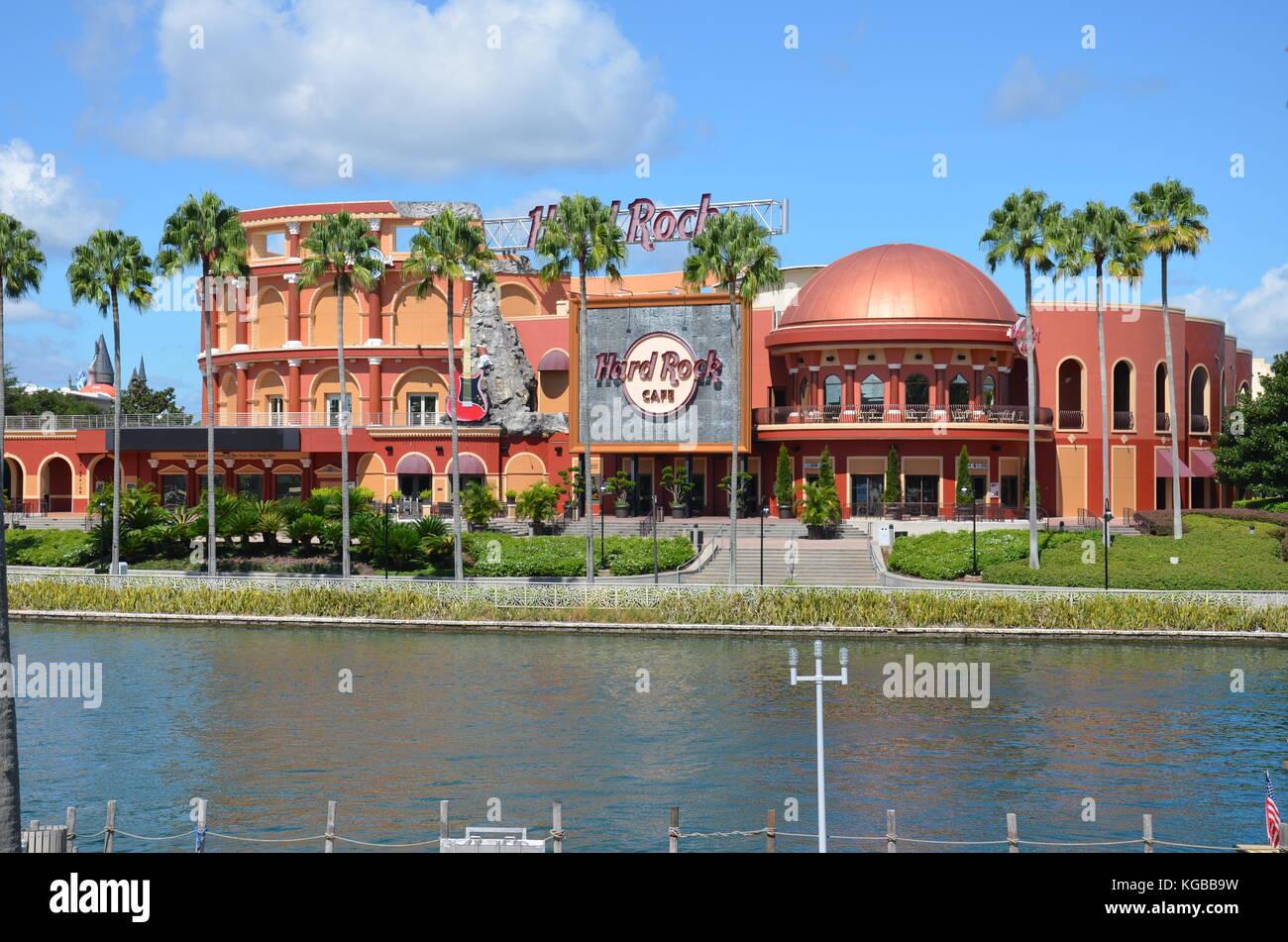 Hard Rock Cafe Orlando Universal Studio Hotel