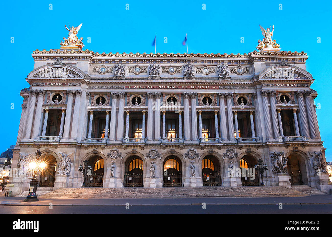 an analysis of paris opera building The phantom of the opera by gaston leroux by allen kromer series editors: jeanne m mc glinn and james e mcglinn t e a c h e r ' s g u i d e a teacher's guide to the signet classics edition of.