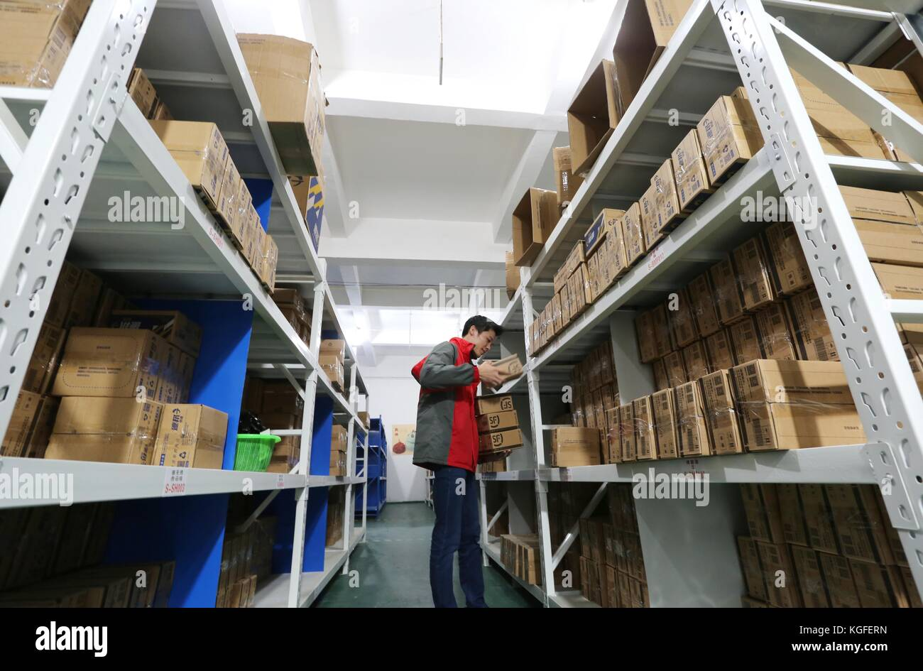 lianyungang single personals Workers prepare packages for delivery at a sorting center in lianyungang, jiangsu province during the singles day online shopping festival on november 11, 2016.