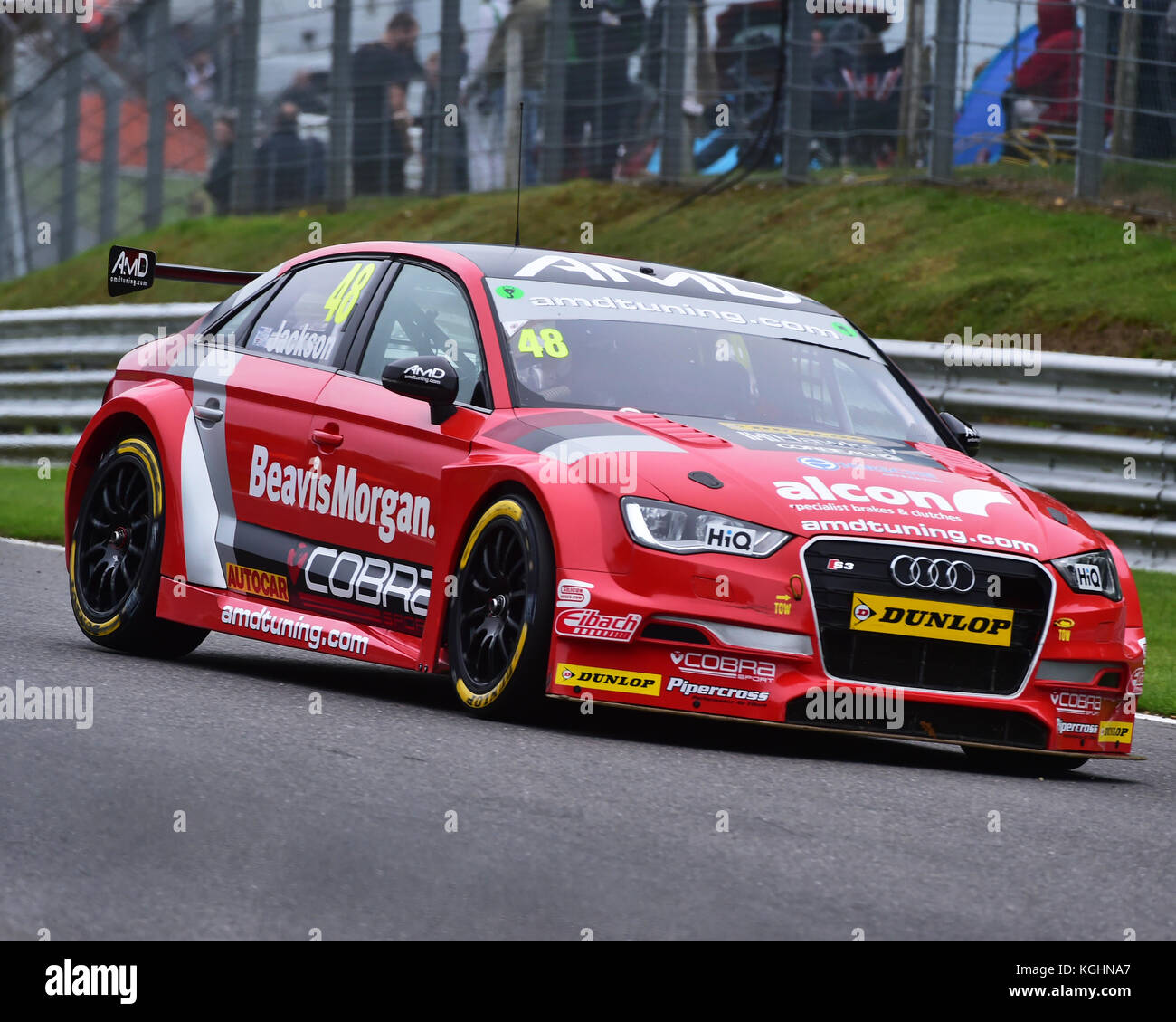 Uk Northern Saloon Car Racing In The  S