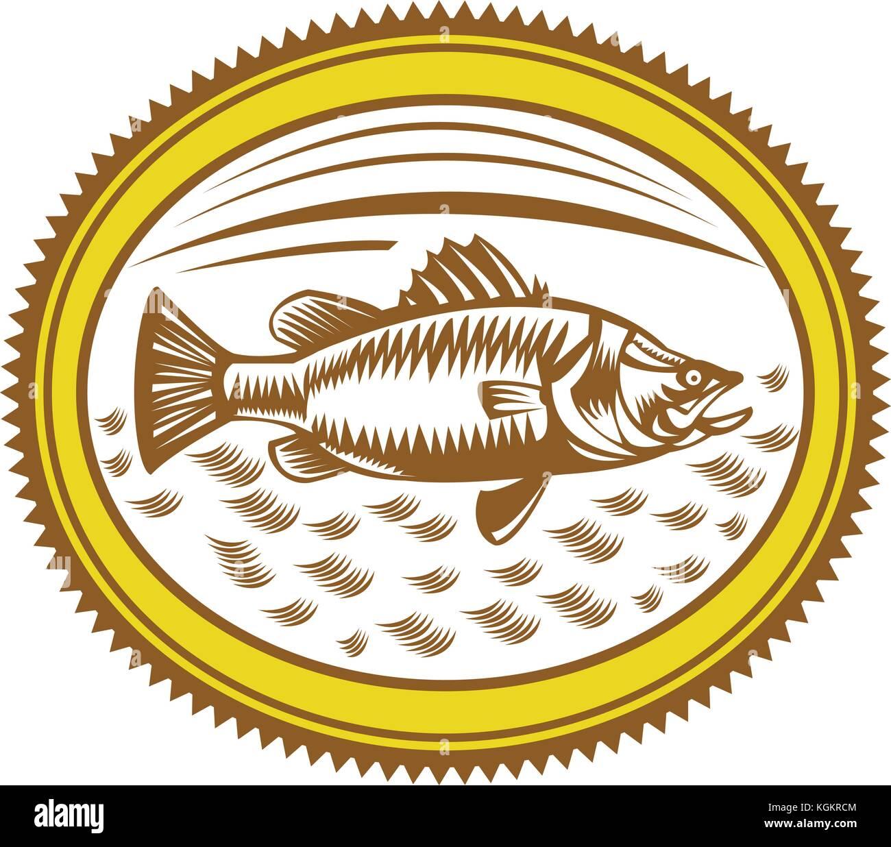 Asian style sea bass