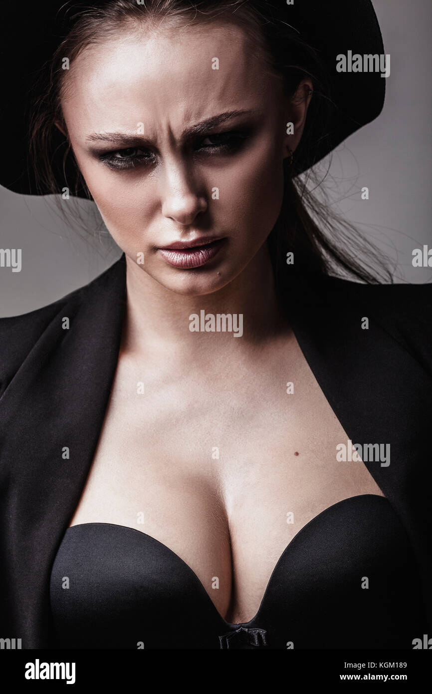 Blazer Bra Stock Photos & Blazer Bra Stock Images