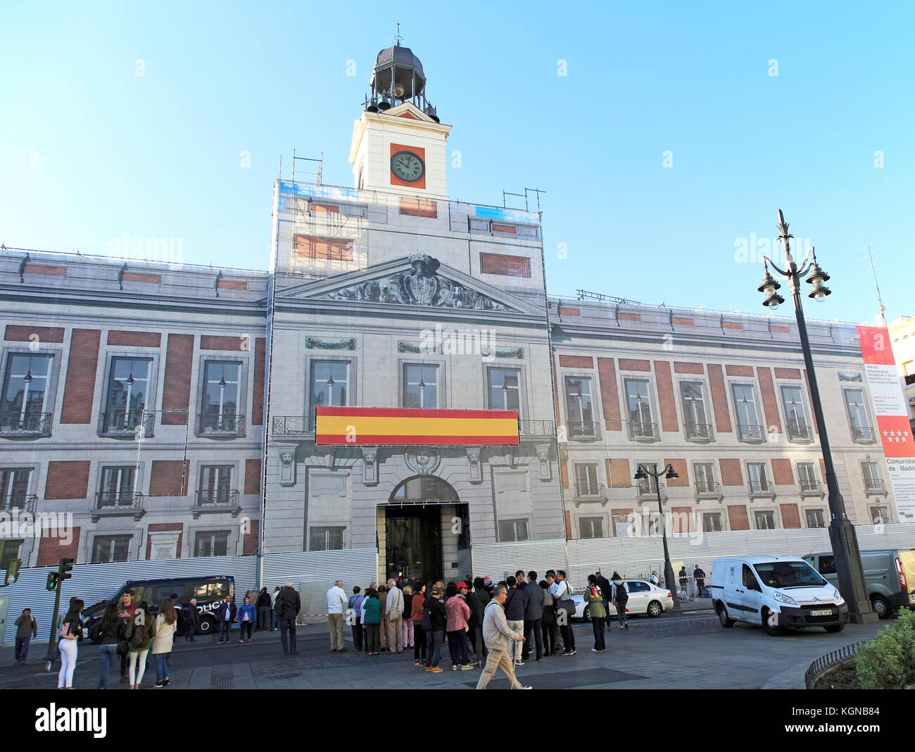 Espana correos stock photos espana correos stock images alamy - Oficina central de correos barcelona ...