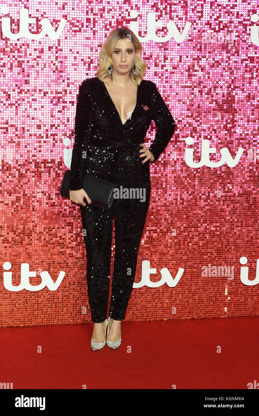 London, UK. 9th November, 2017. Stacey Soloman, ITV GALA, London Palladium, London, UK. 09th Nov, 2017. Photo by - Stock Image