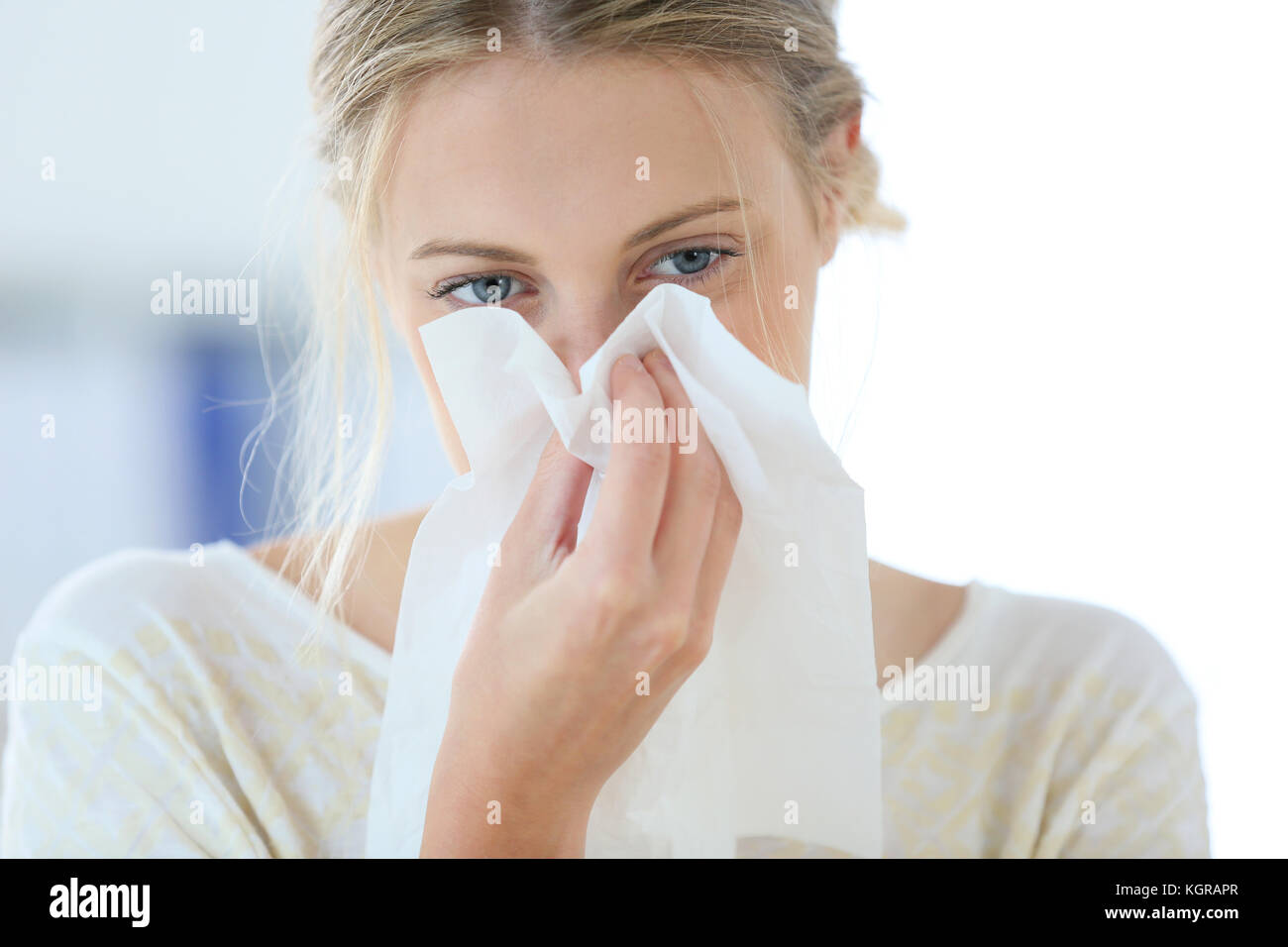 Runny Nose Stock Photos Amp Runny Nose Stock Images Alamy