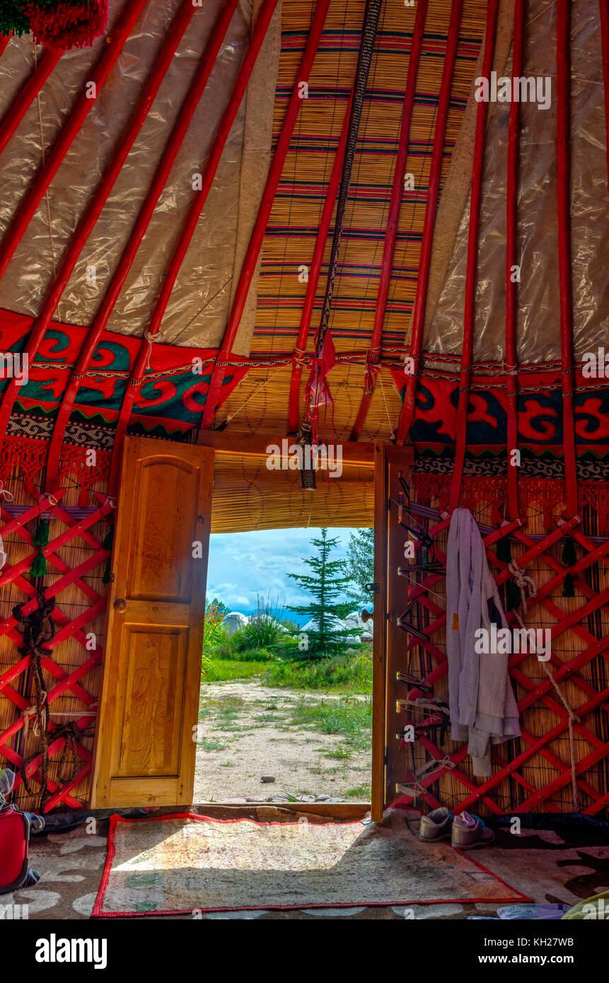Desert Nomad House Stock Photos Desert Nomad House Stock