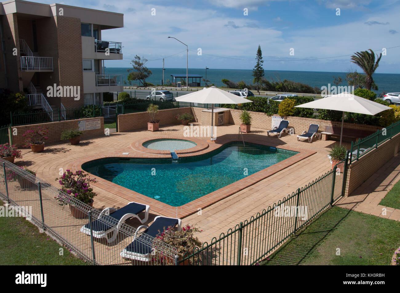 Seaside Apartment Stock Photos Seaside Apartment Stock