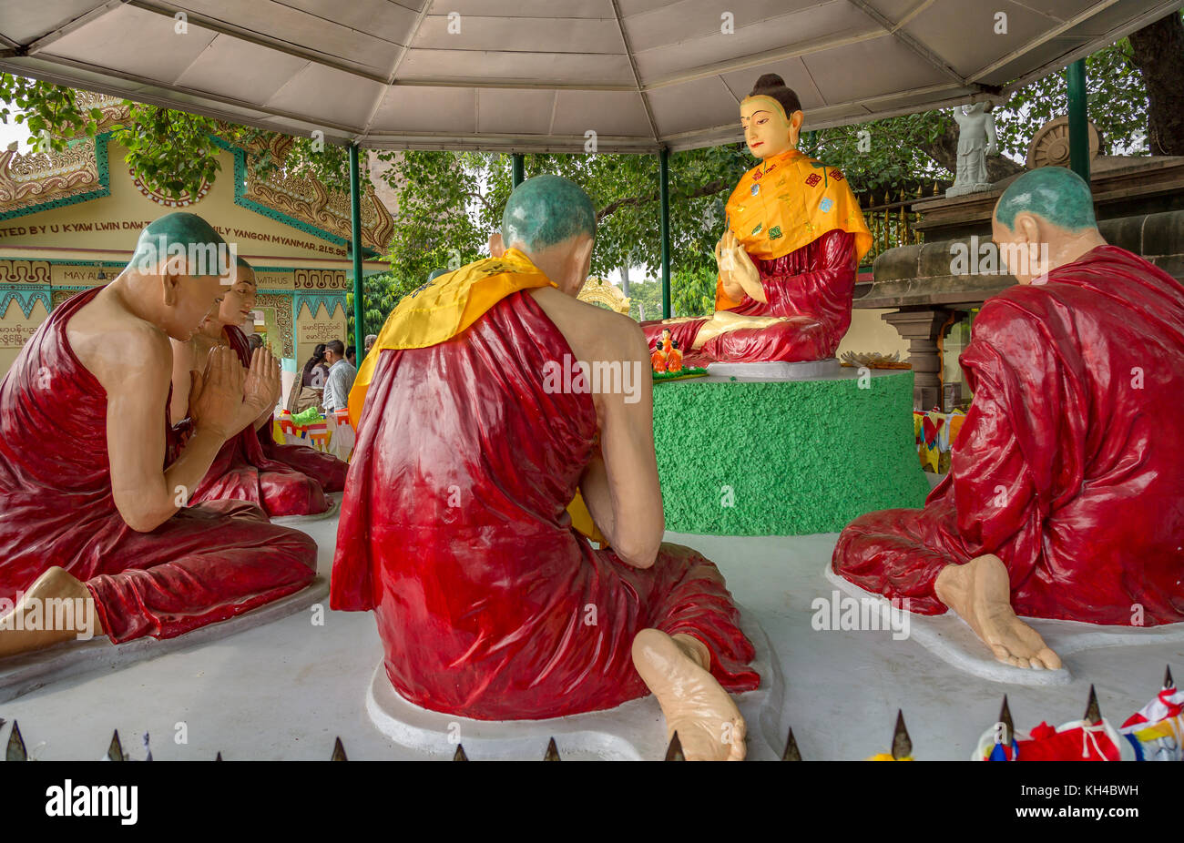 the preachings of gautam buddha 321 quotes from gautama buddha: 'however many holy words you read, however many you speak, what good will they do you if you do not act on upon them', 'there is.