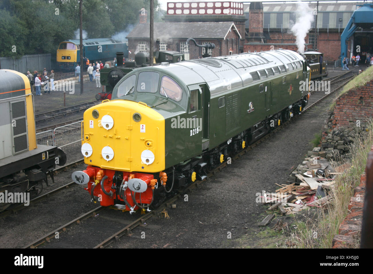 Rail Freight Uk Depot Stock Photos Amp Rail Freight Uk Depot