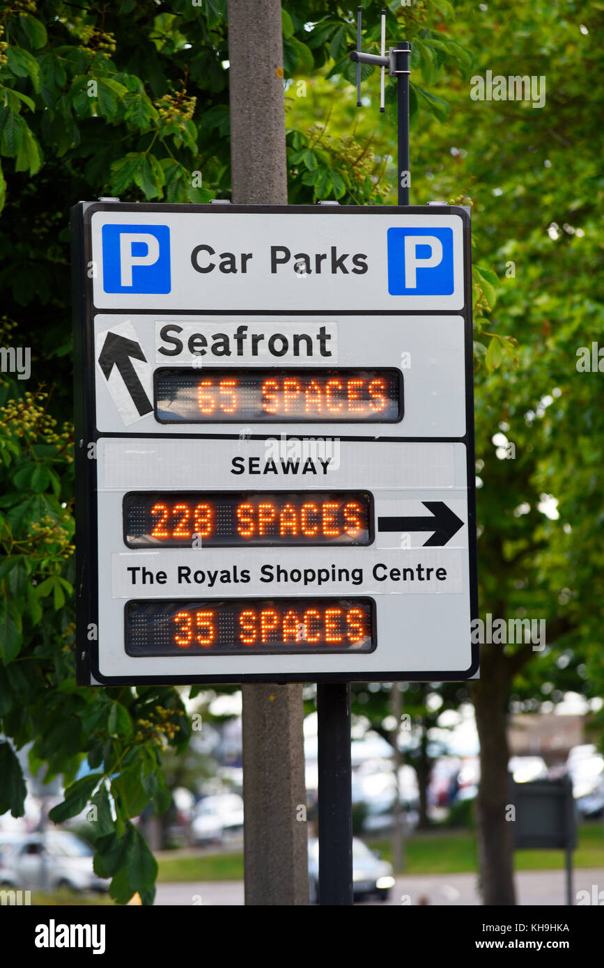 Car Parks Southend On Sea Essex