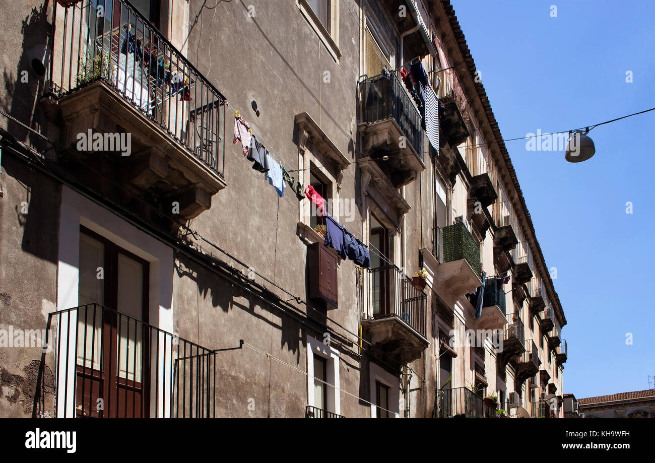 Typical Sicilian House Facade In Stock Photos Amp Typical